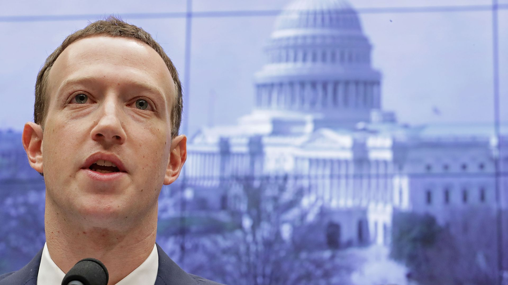 Mark Zuckerberg to testify before Congress about Facebook's cryptocurrency Libra