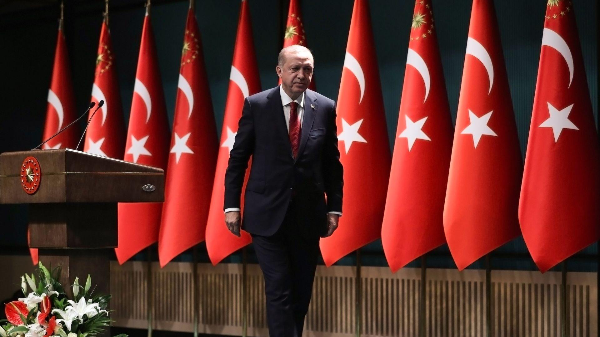 Erdoğan calls snap elections in Turkey - Axios