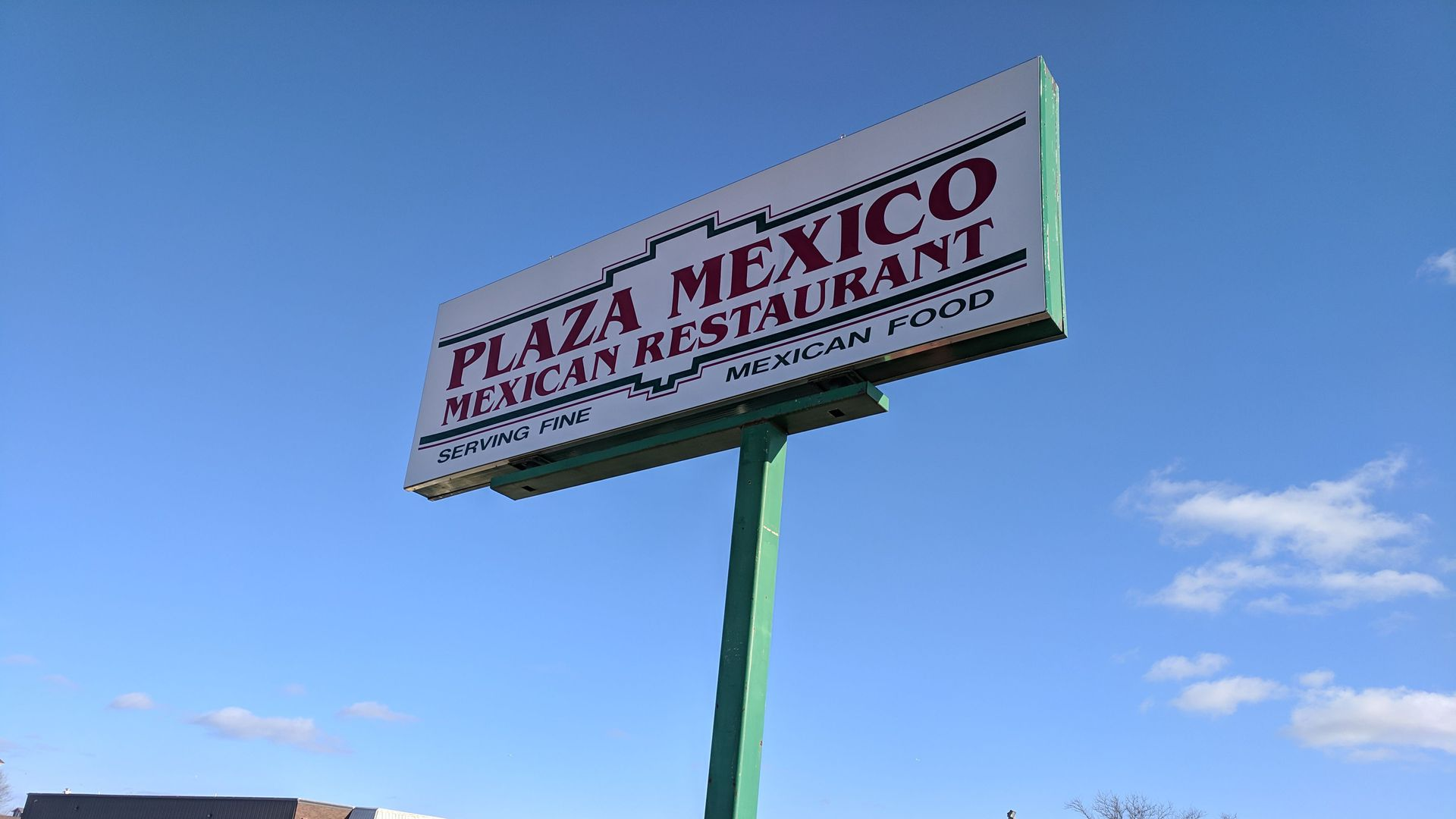 Mexican restaurant in Storm Lake, Iowa