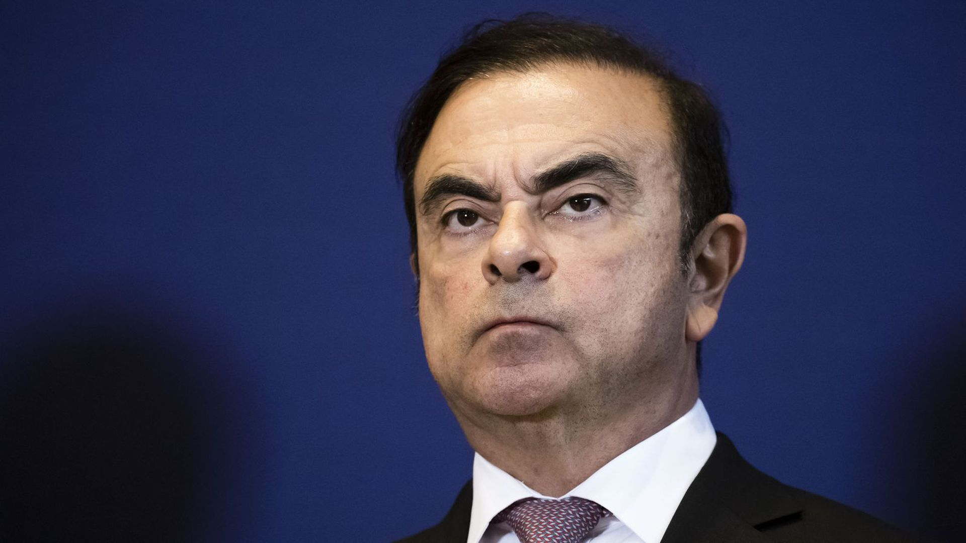 Nissan shareholders approved the ouster of chairman Carlos Ghosn.