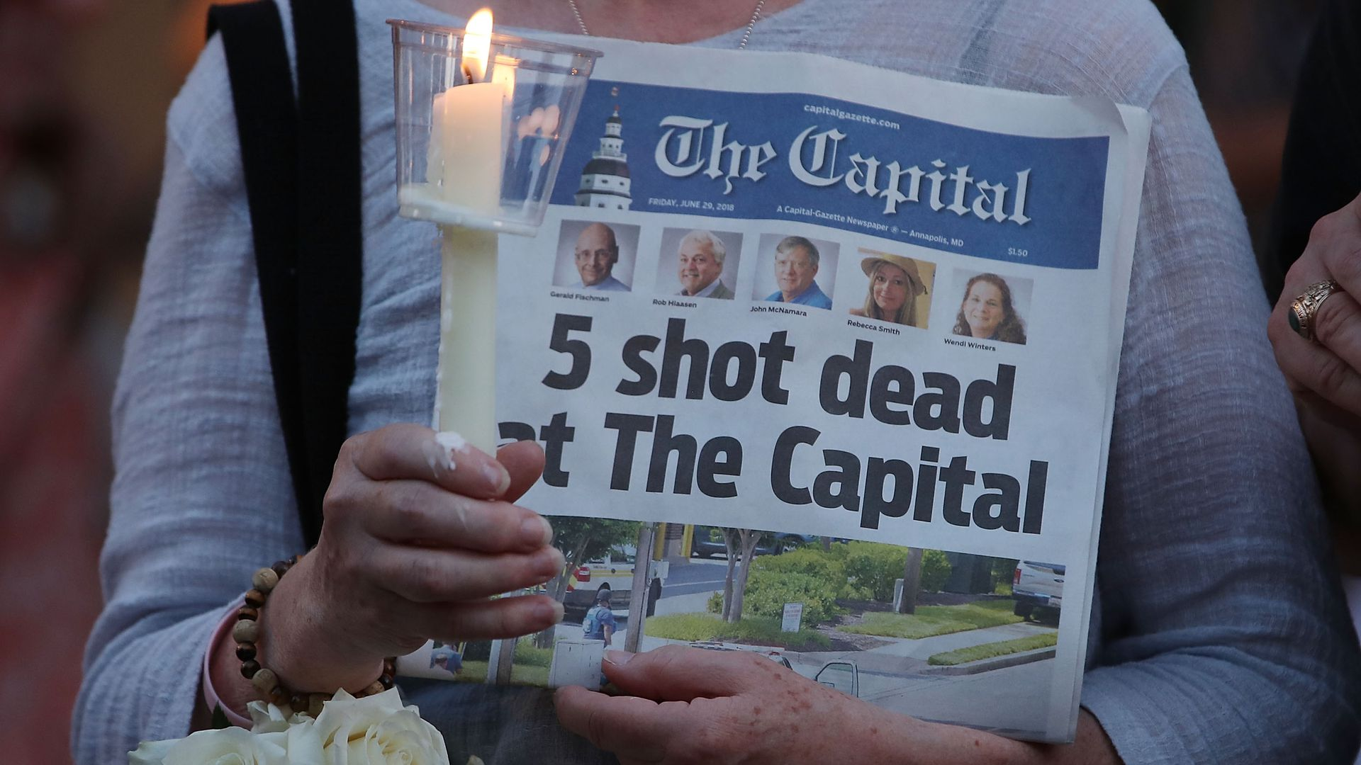 The U.S. is one of the world's deadliest countries for journalists