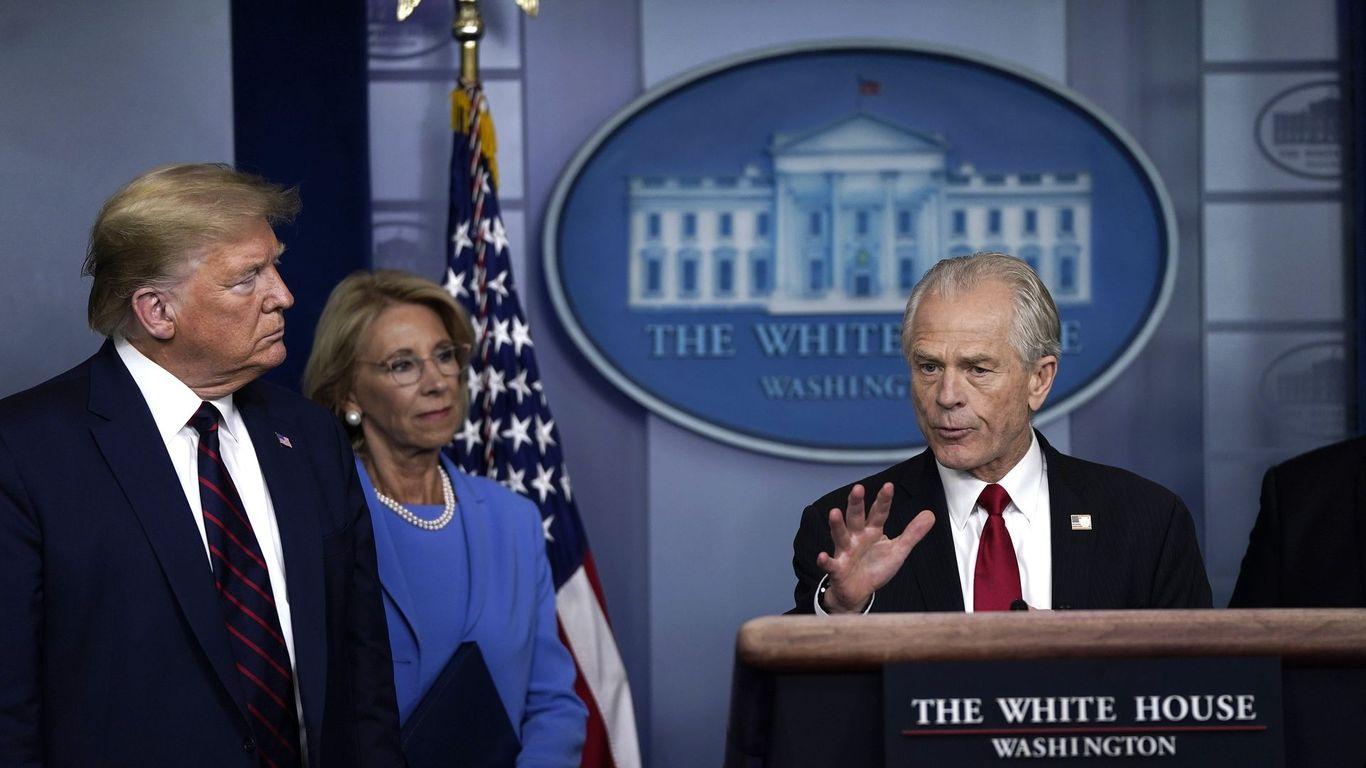 Scoop: The Trump-Navarro mind meld on the FDA