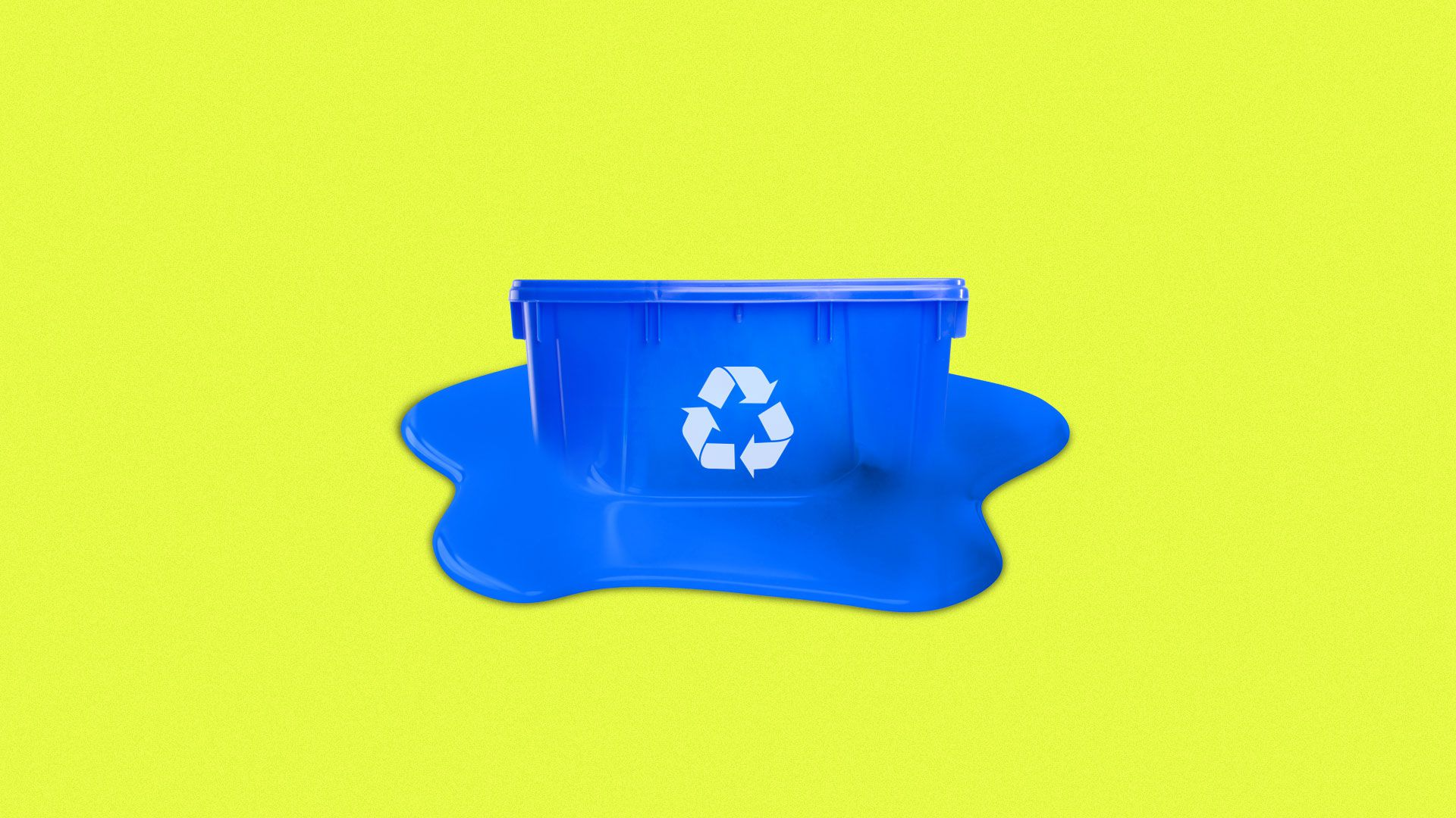 The fraught future of recycling - Axios