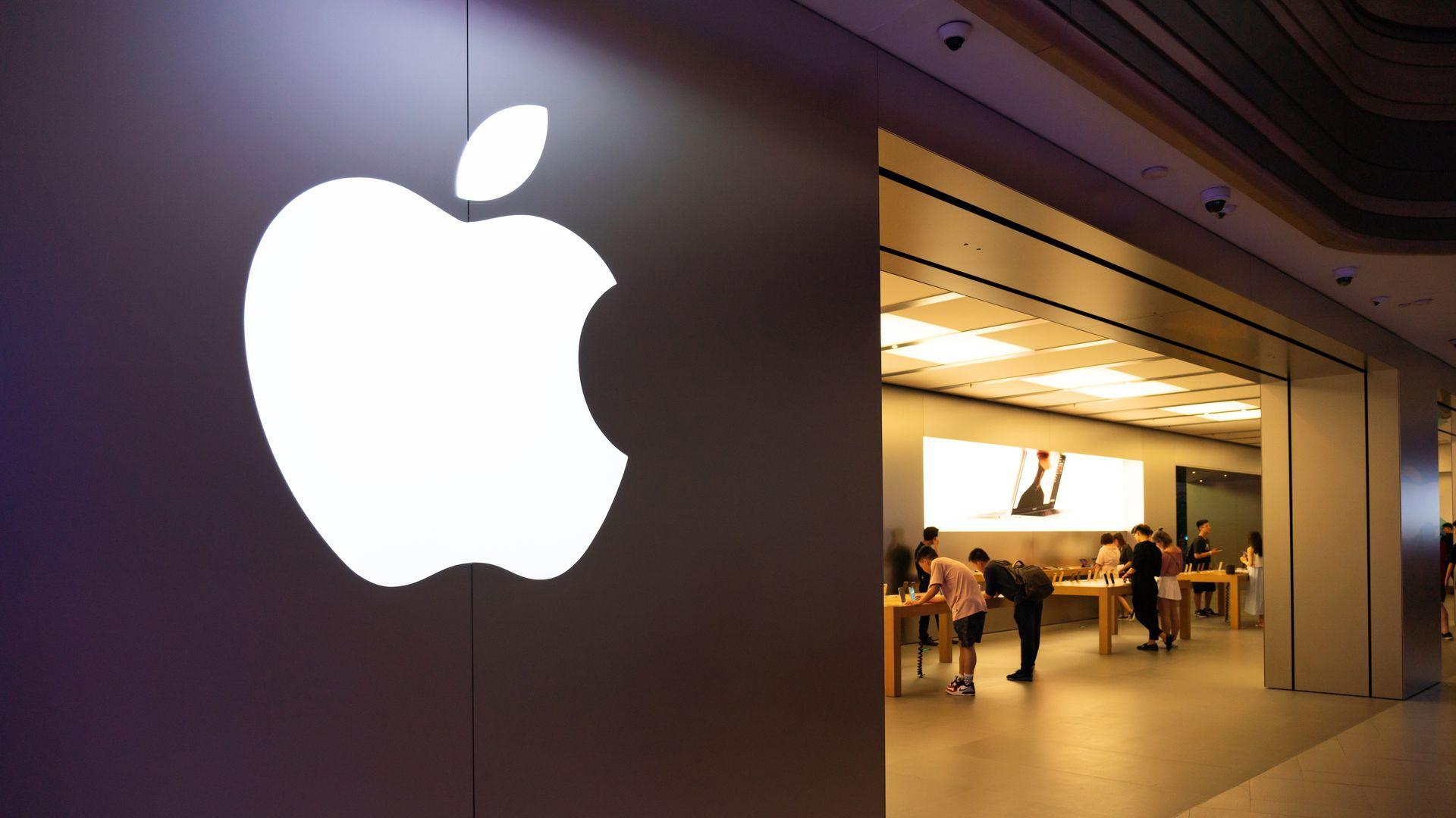 Apple in talks to buy Intel's $1 billion modem business