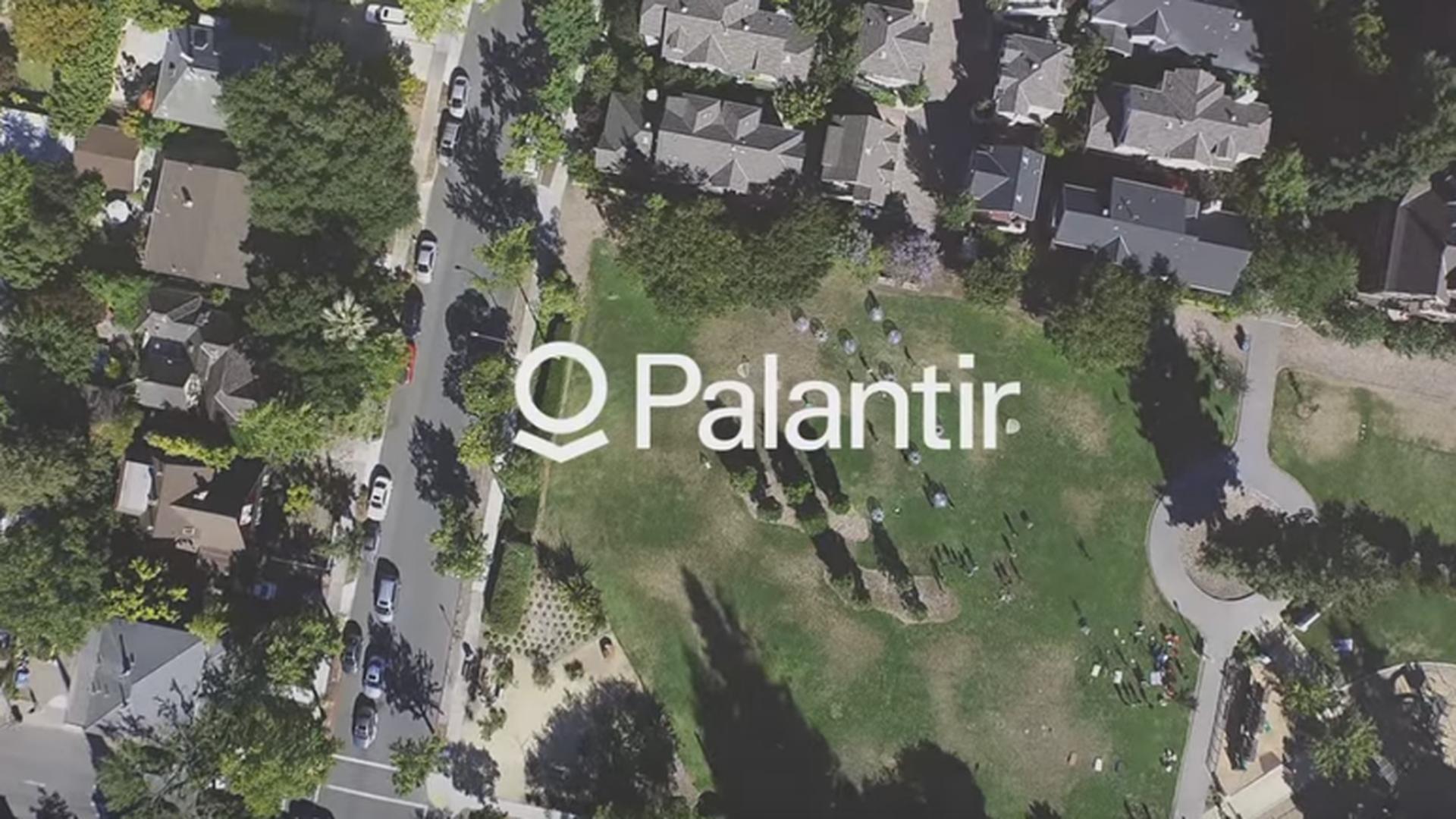 Palantir Technologies - Axios