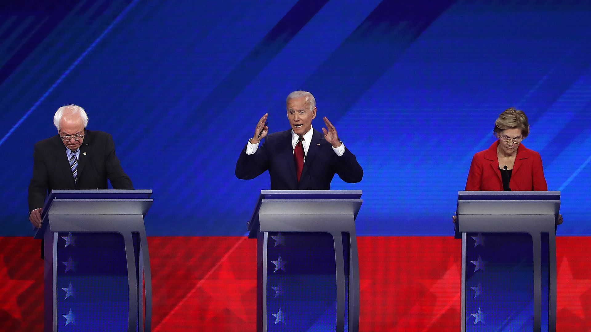 The missed health care opportunities in the 3rd Democratic debate