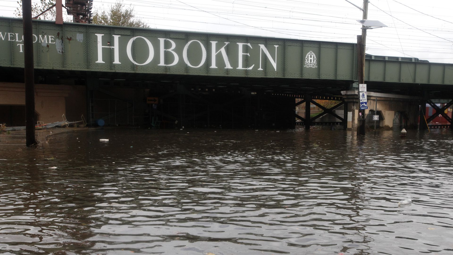 Hoboken flooding