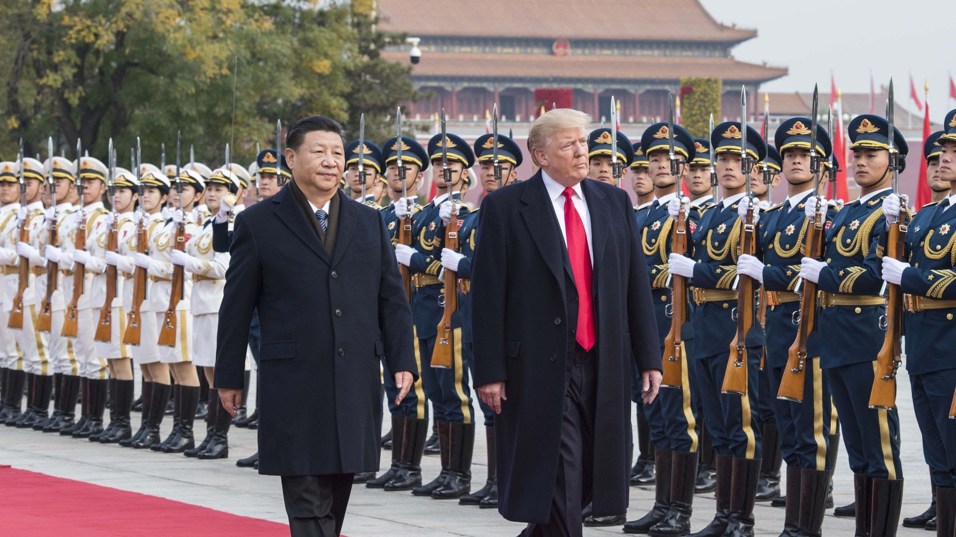 China foresees new Cold War with U.S.