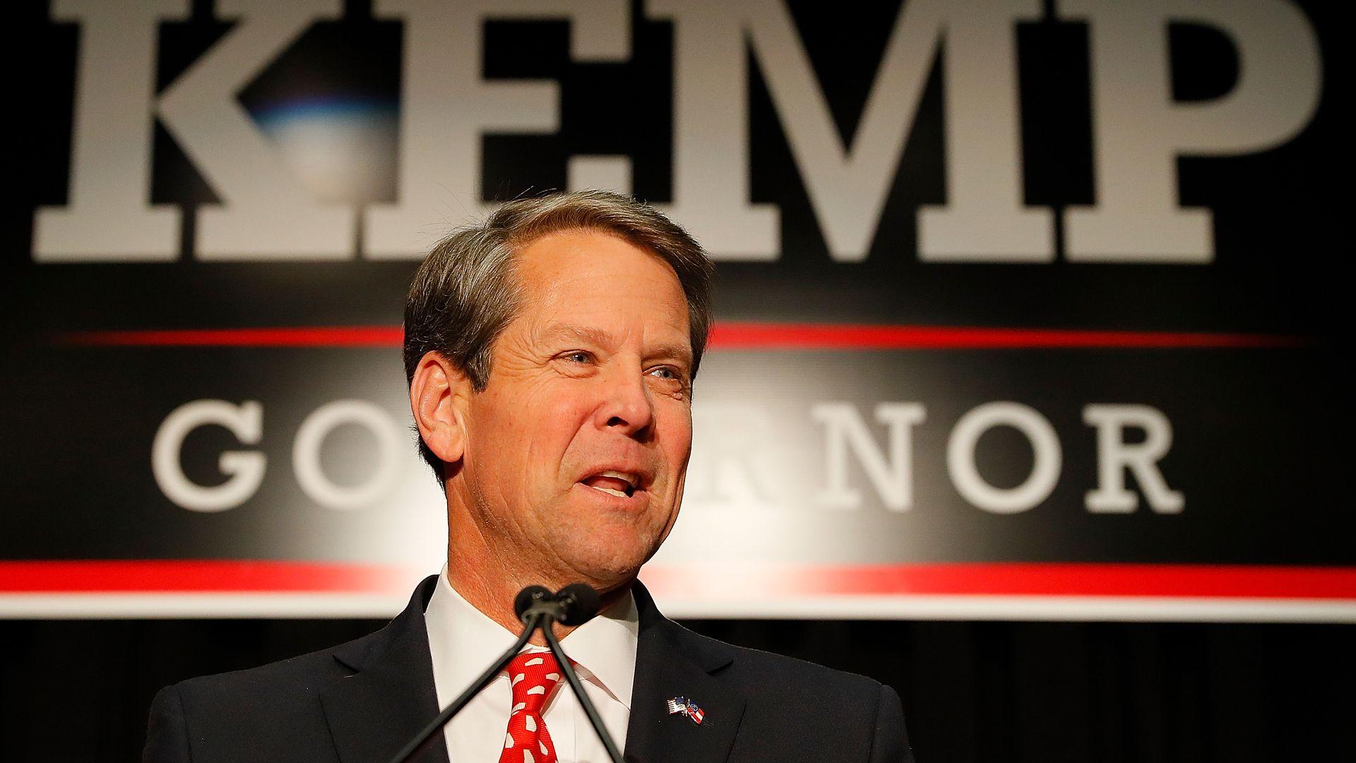 2. Georgia governor outlines ACA waiver plan