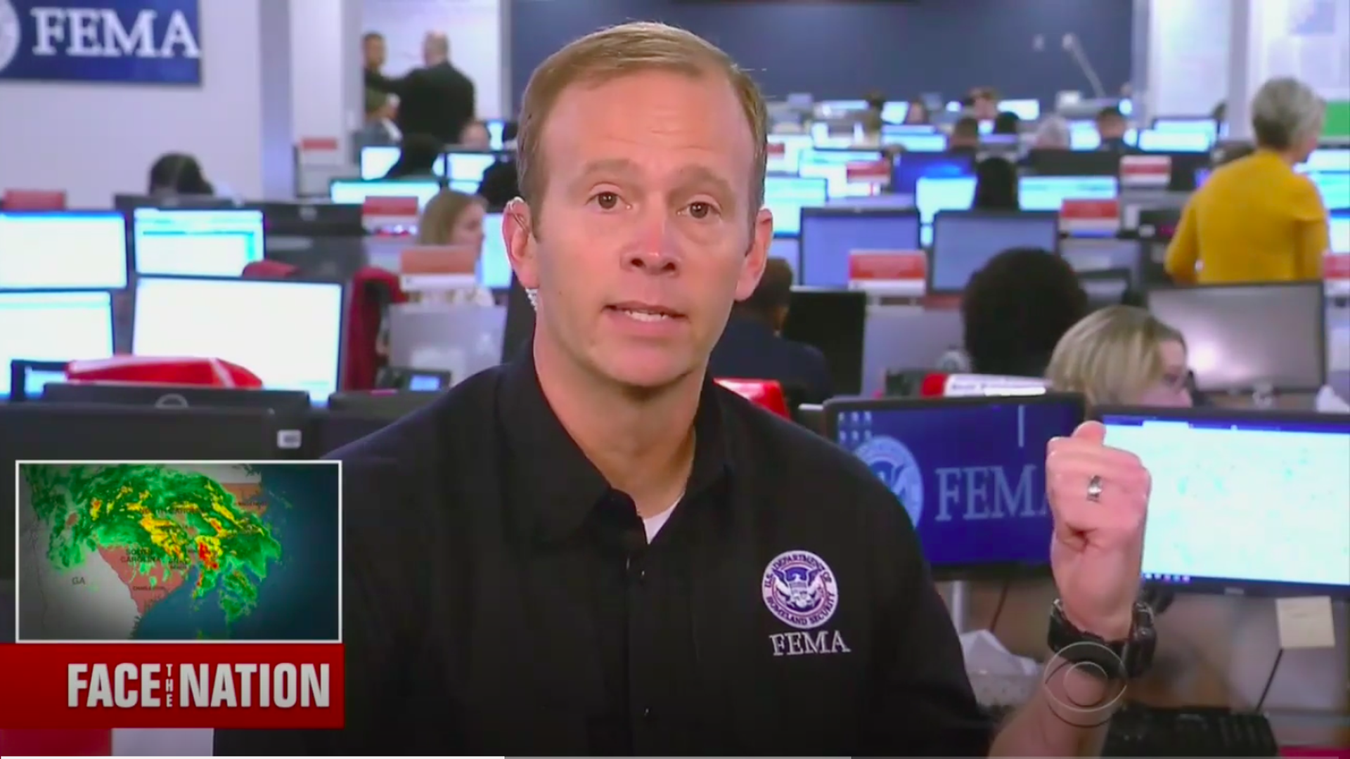 """FEMA head says Maria death toll studies are """"all over the place"""""""