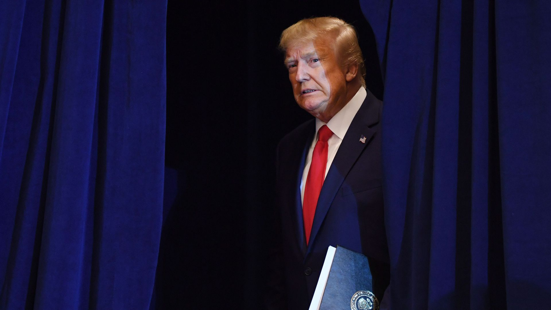 Intelligence community watchdog debunks claims by Trump and allies on whistleblower