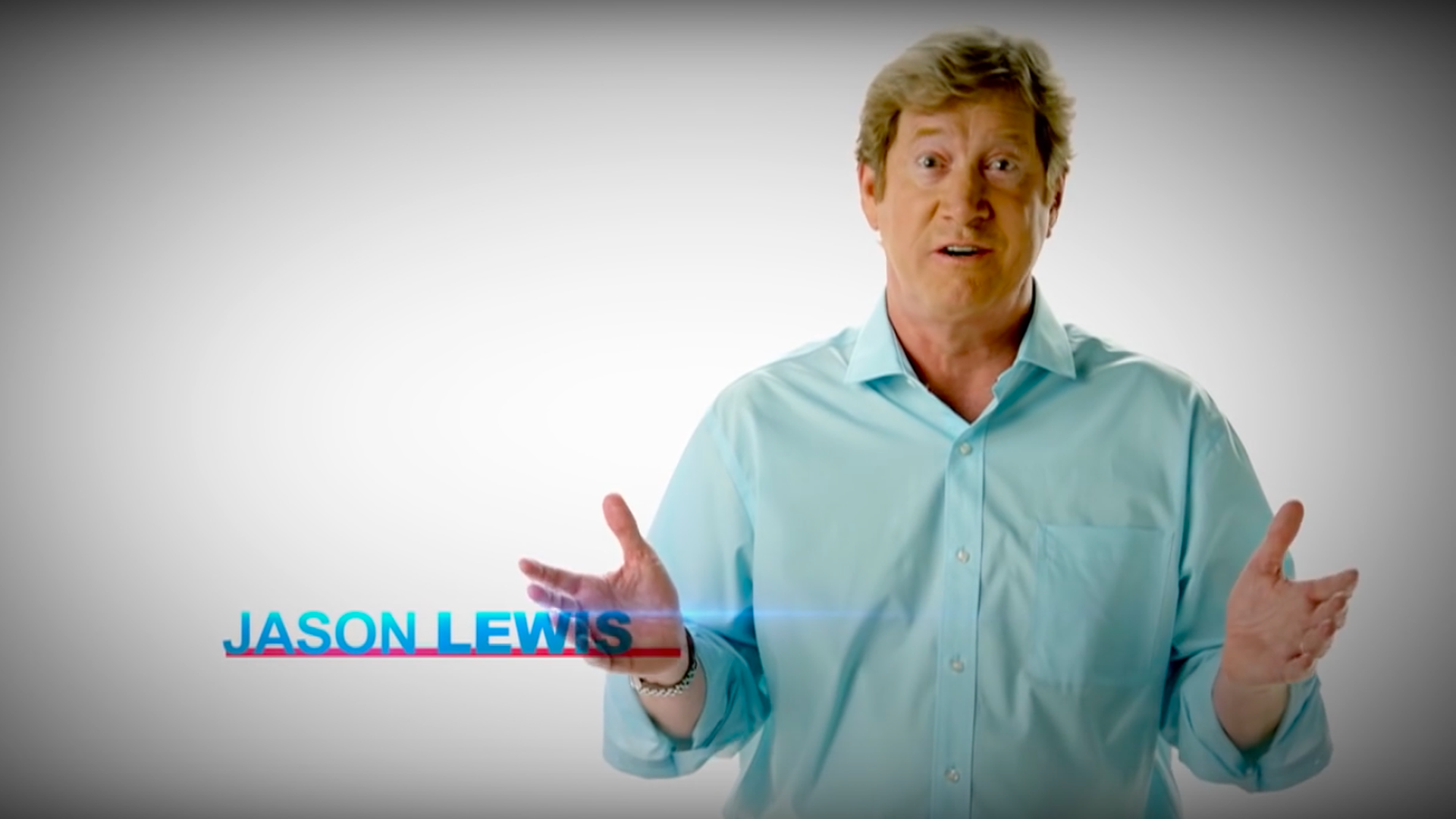 Congressman Jason Lewis in a 2016 campaign video