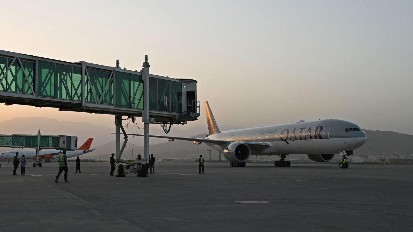 Biggest evacuation flight under Taliban rule departs Kabul for Doha