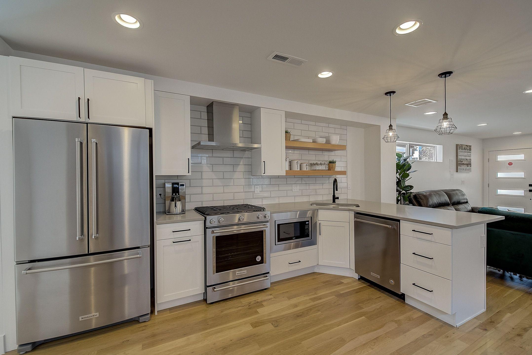 2132 S. Josephine St. kitchen