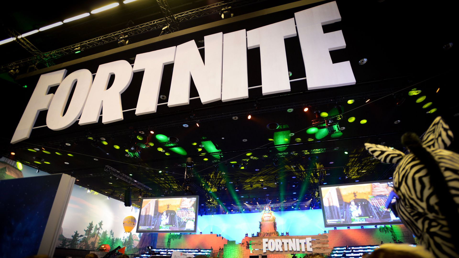 Fortnite returns after 2-day blackout with makeover, updates