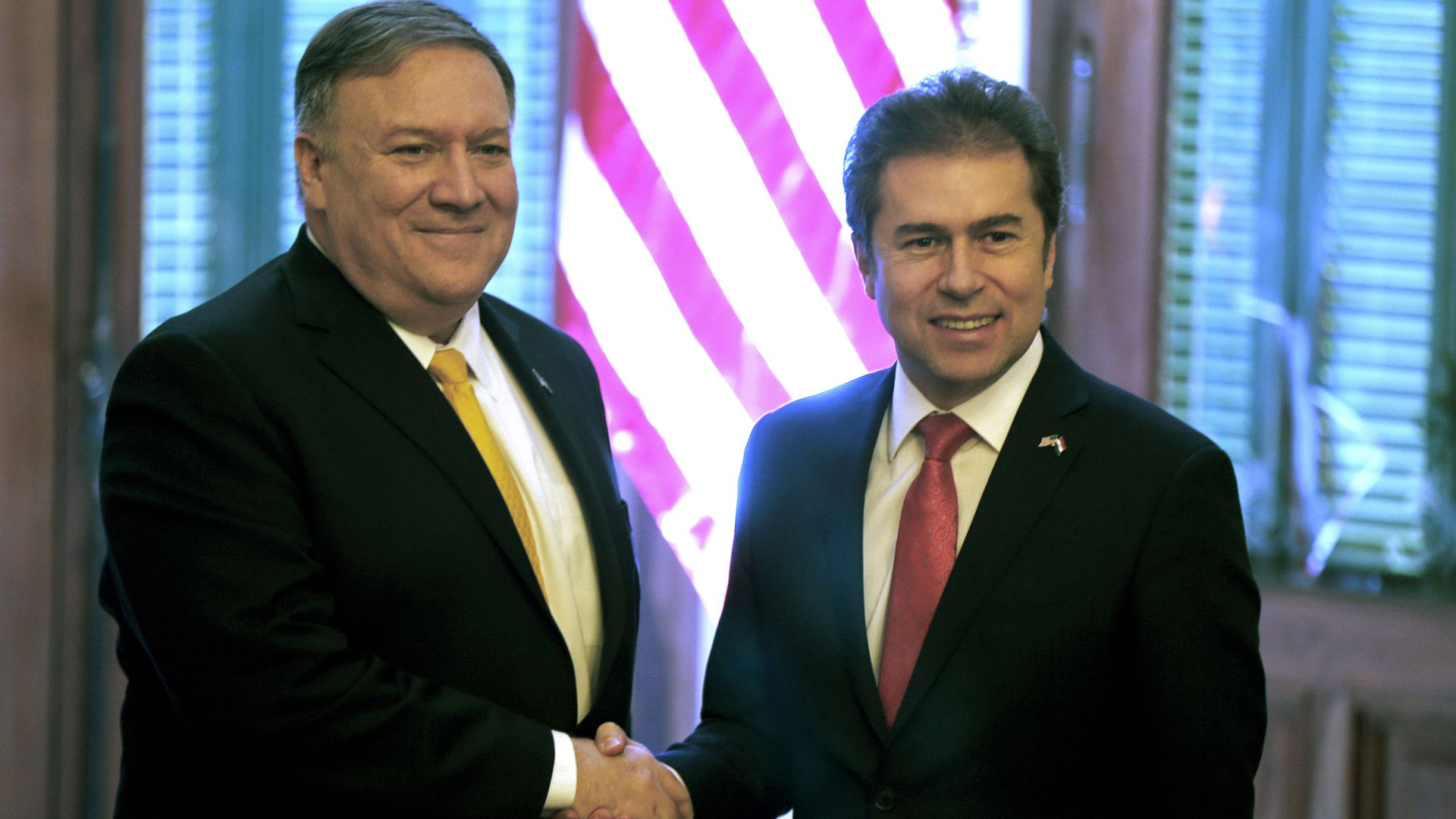 Pompeo's Paraguay visit signals heightened regional stakes for U.S.