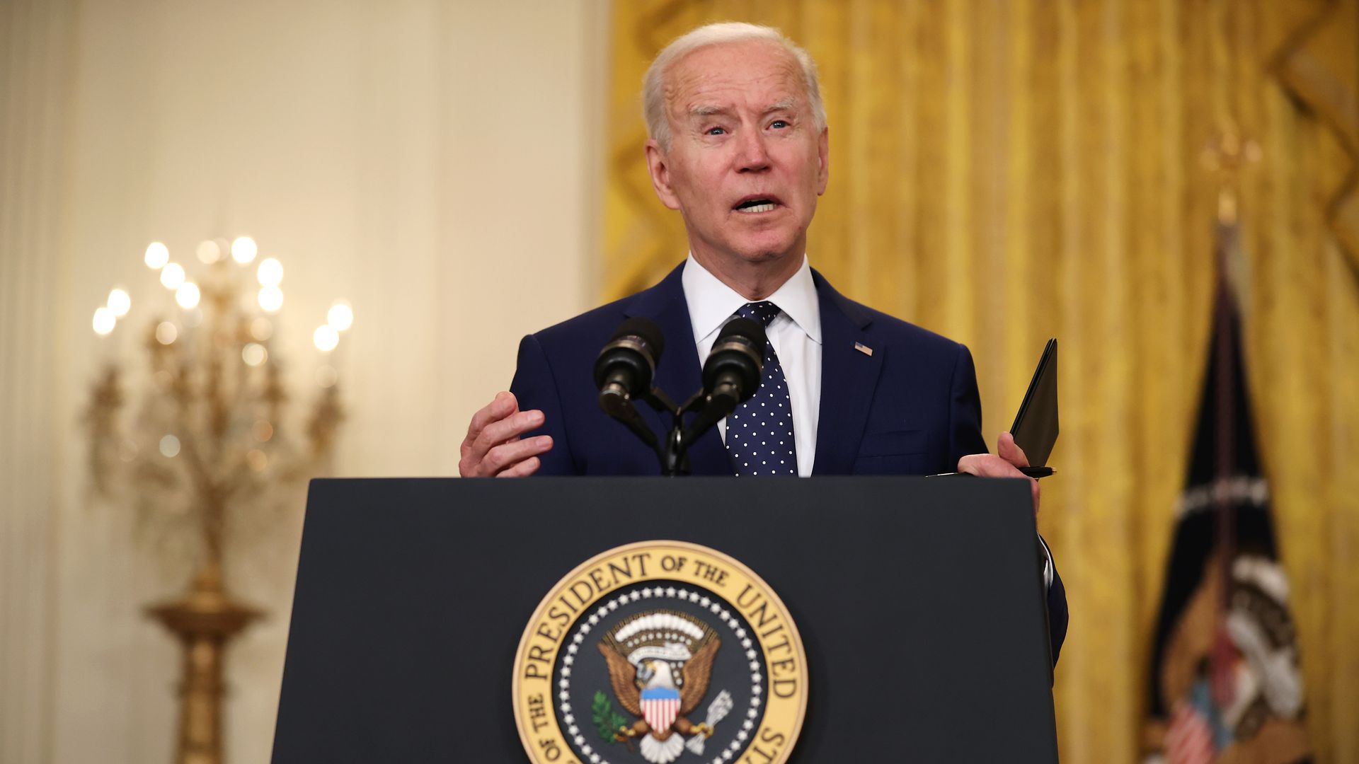 White House says Biden will increase refugee cap this year