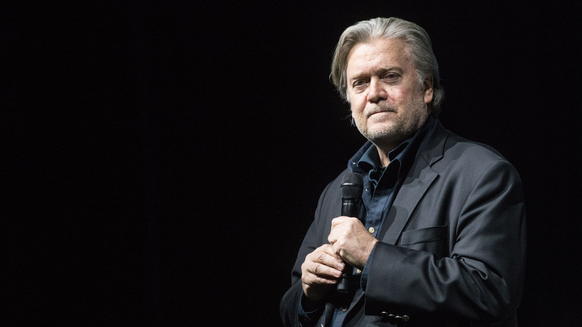 Steve Bannon pleads not guilty to fraud charges - Axios