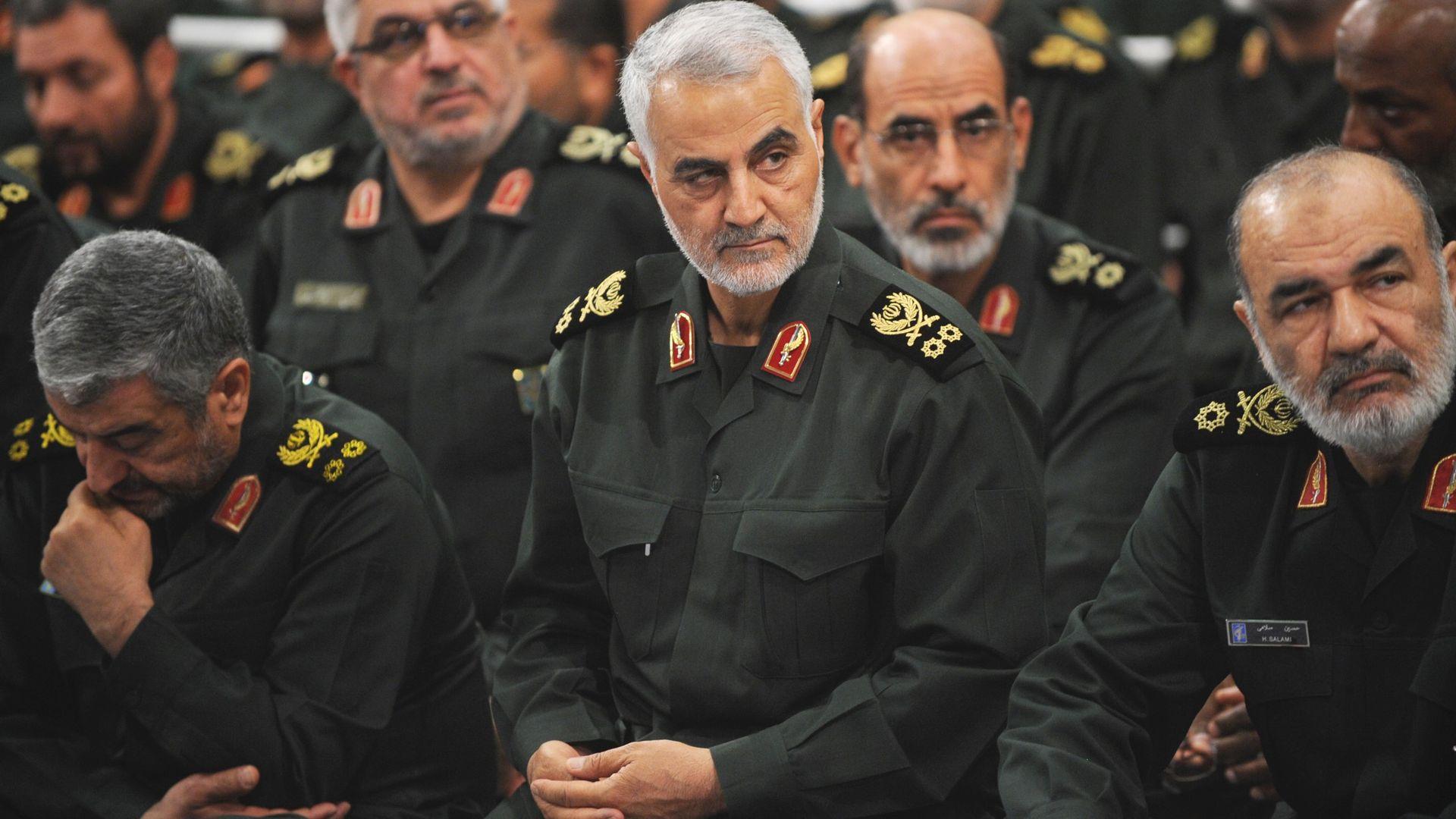 Resultado de imagen para Soleimani