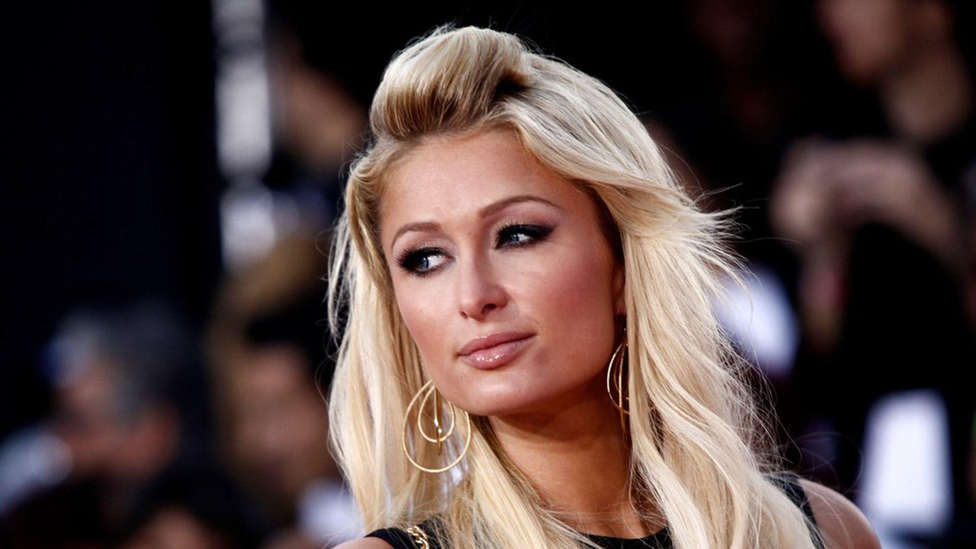 гламурная американка блондинка шерзингер