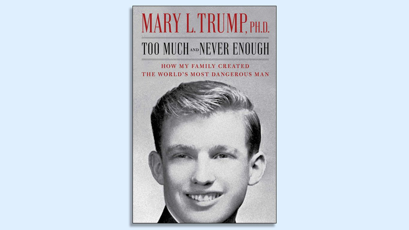 Mary Trump book: How she leaked Trump financials to NYT