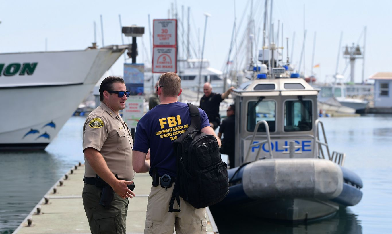 California diving boat captain found responsible for fatal fire thumbnail