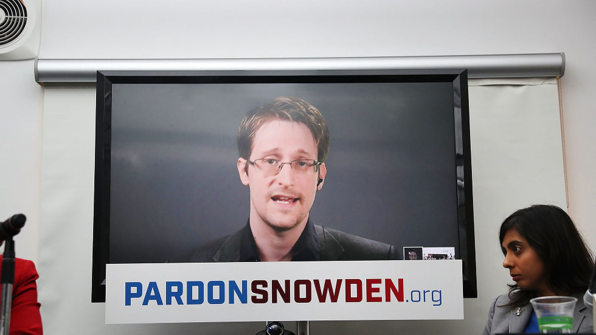 Edward Snowden launched a laptop security app