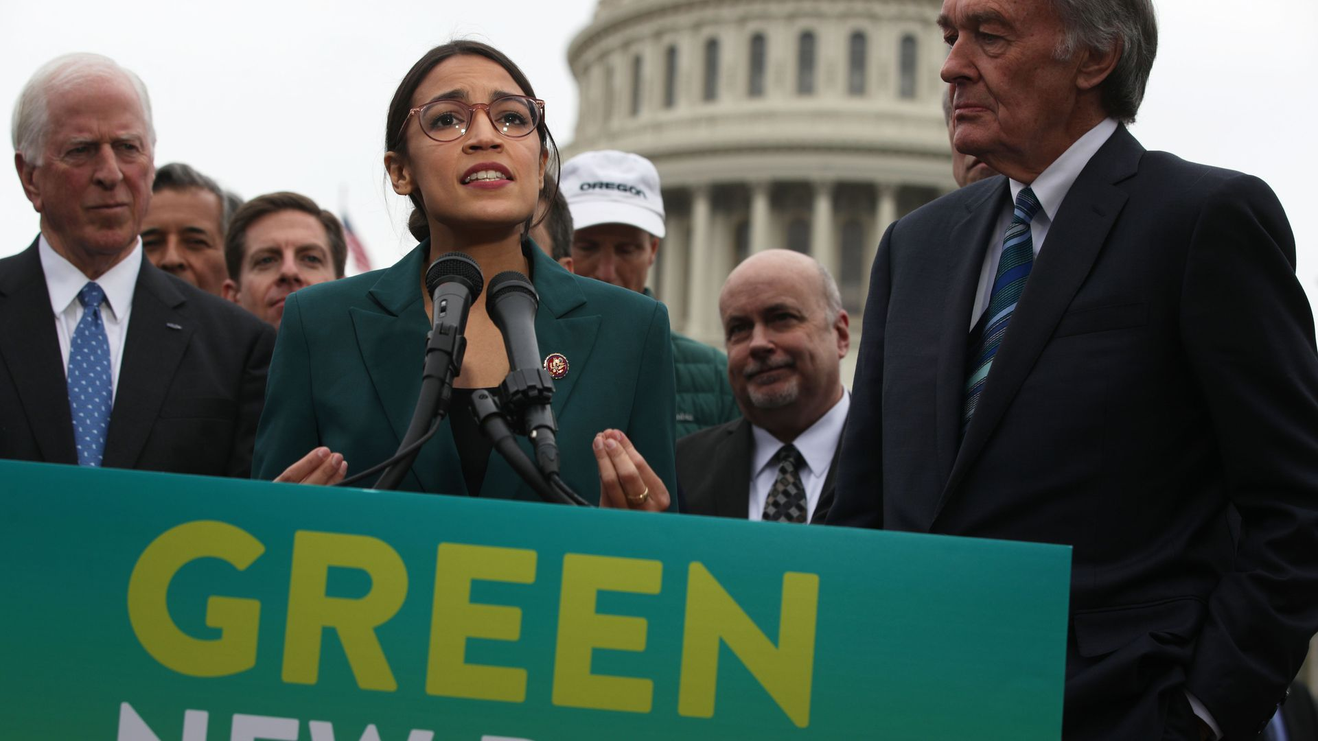 Where the 2020 presidential candidates stand on the Green New Deal