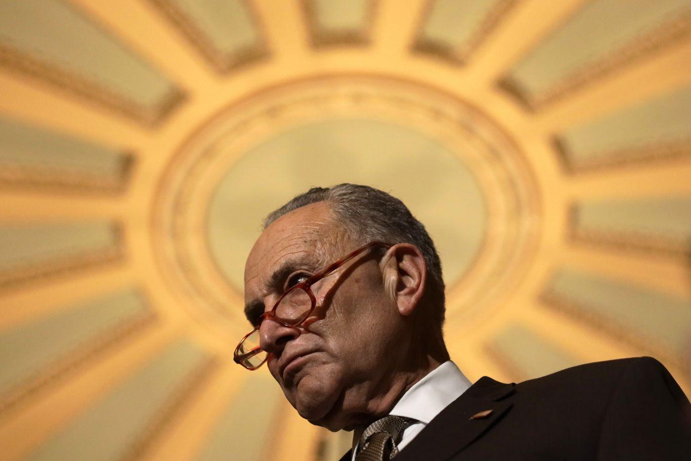 Senate prepares for showdown over police reform bill thumbnail