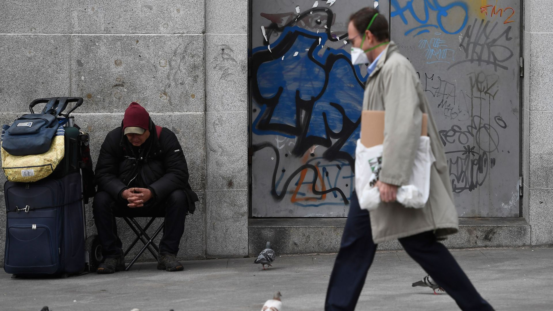 How To Protect The Homeless From The Coronavirus Axios