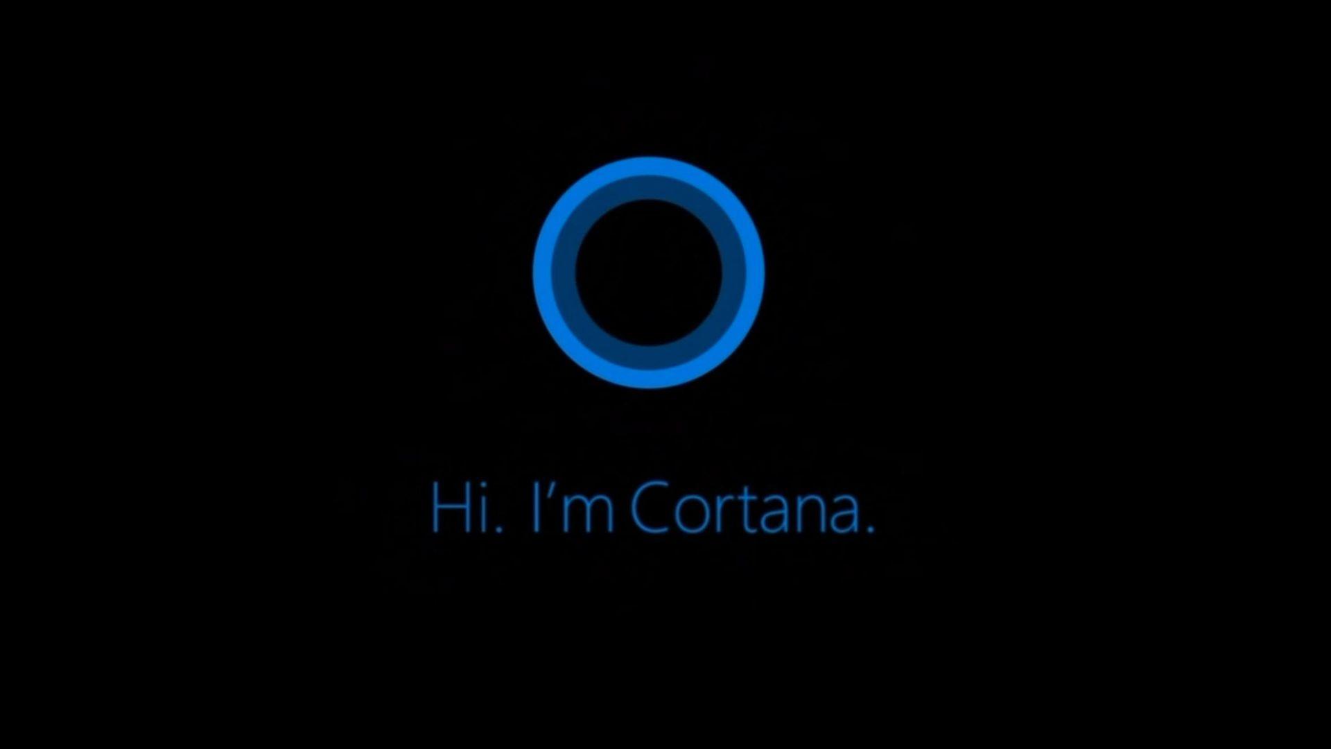 Microsoft Cortana logo