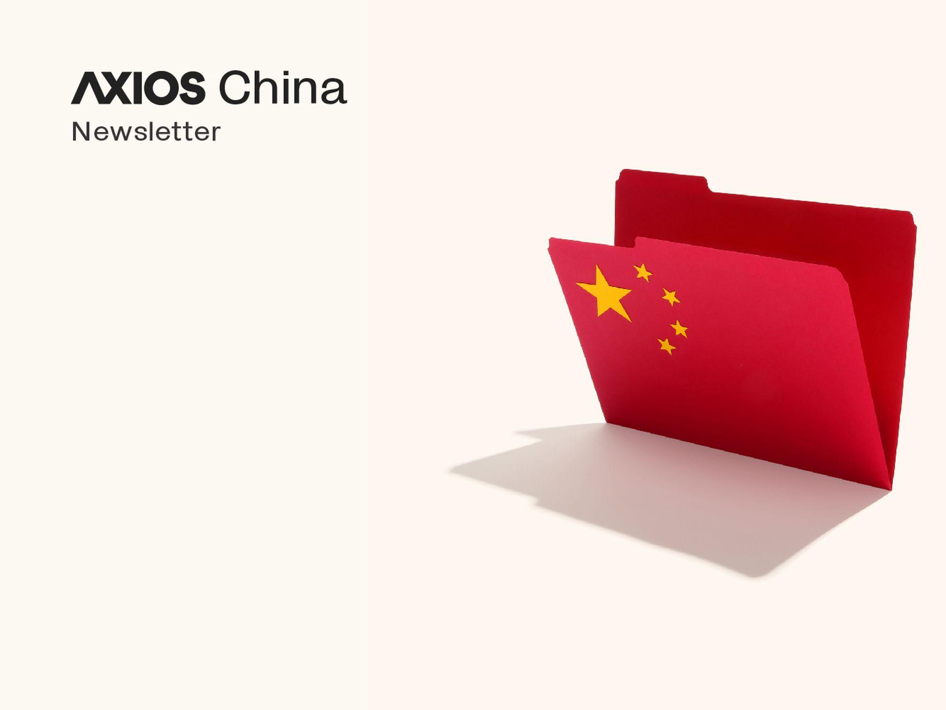 Axios China - May 10, 2019 - Axios