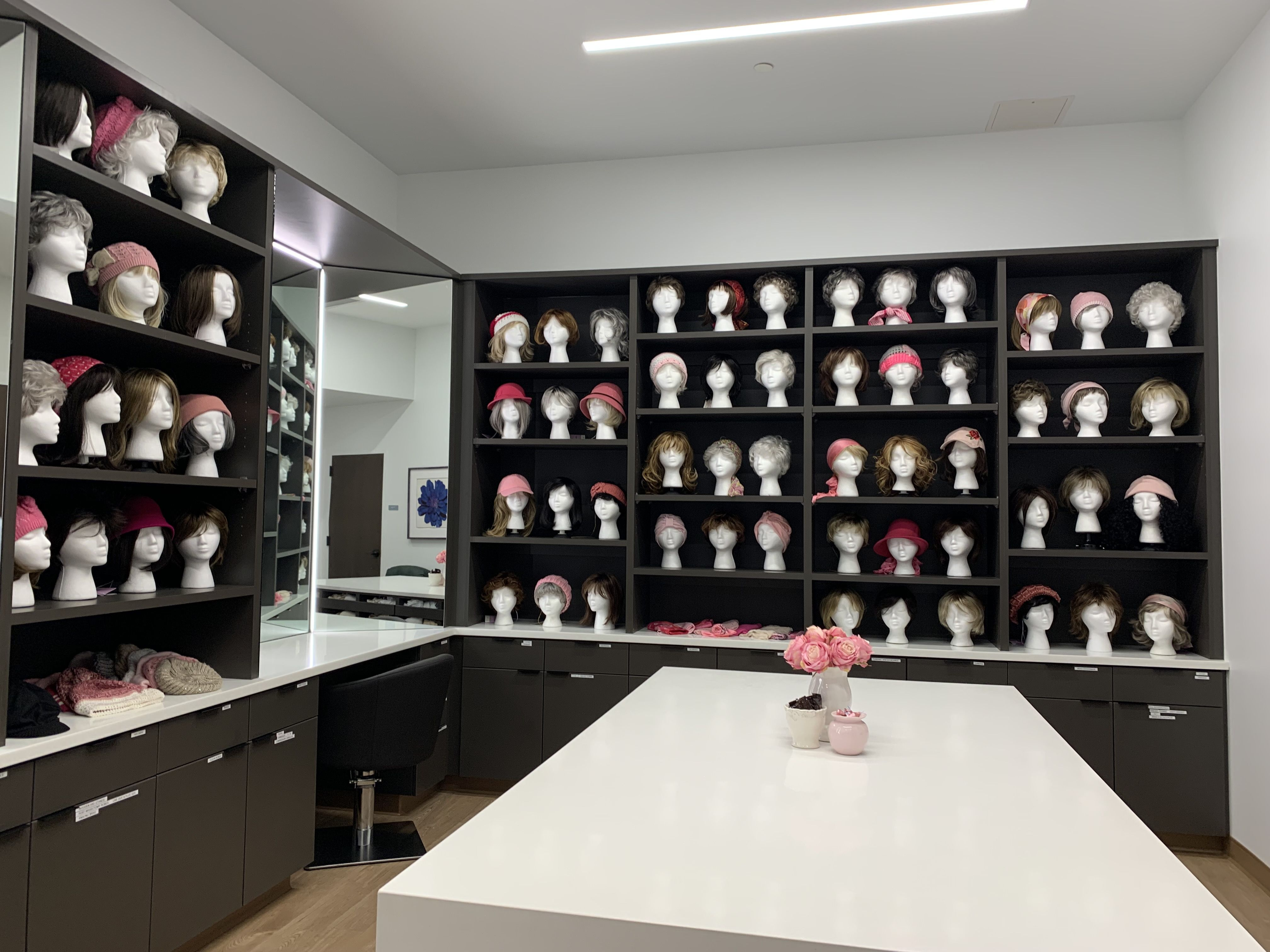 photo of wig boutique