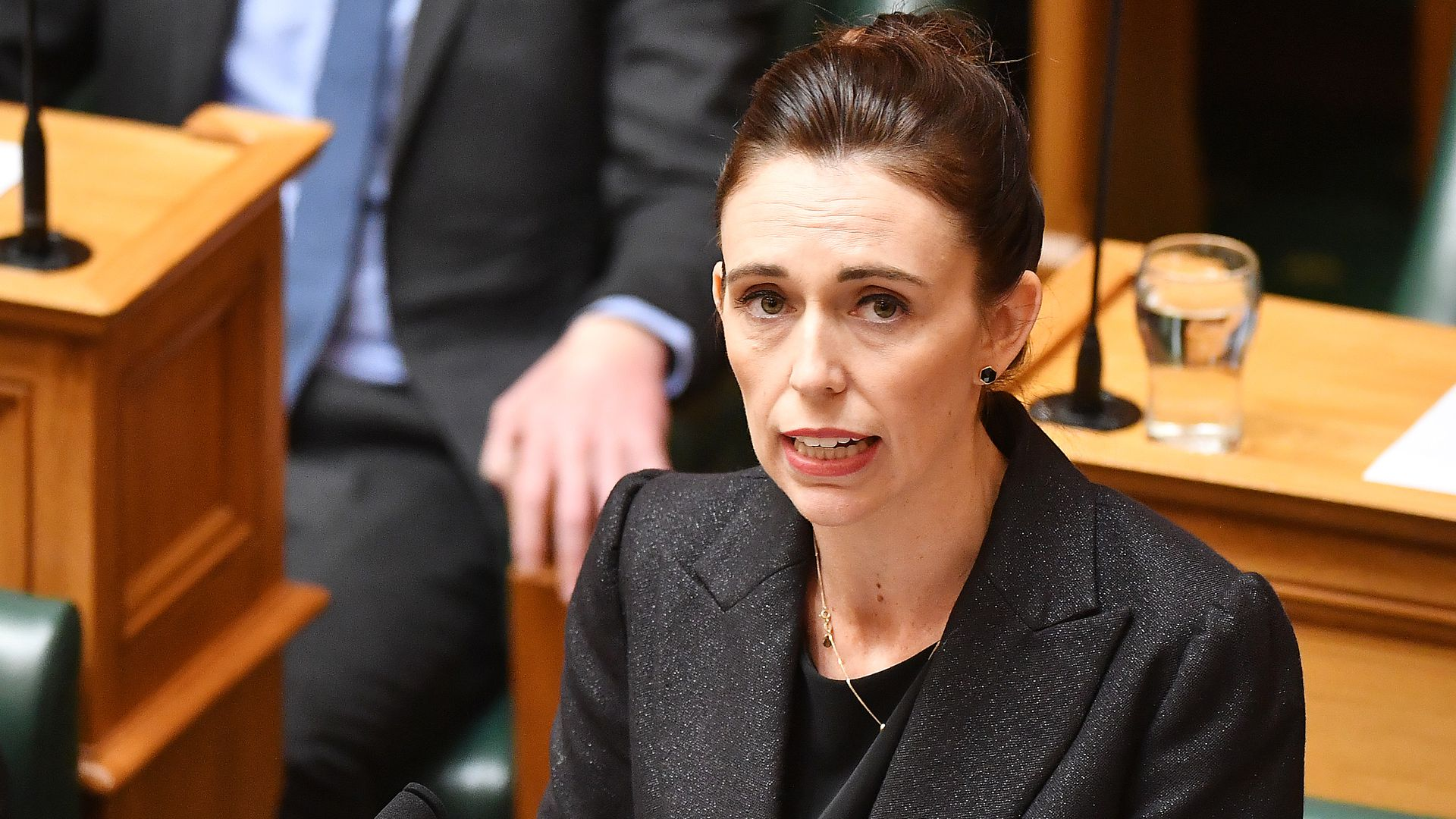 He Is A Terrorist Ardern Vows To Never Speak Attack Suspects Name