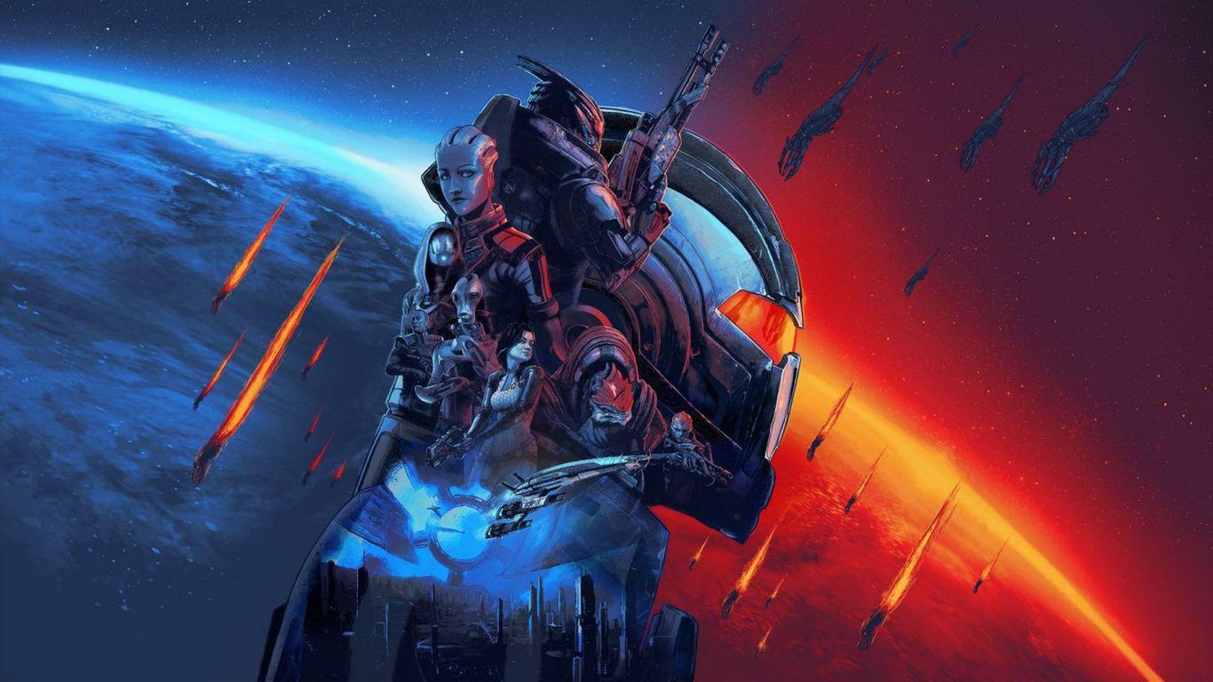 """Mass Effect"": Gaming's biggest space opera returns thumbnail"