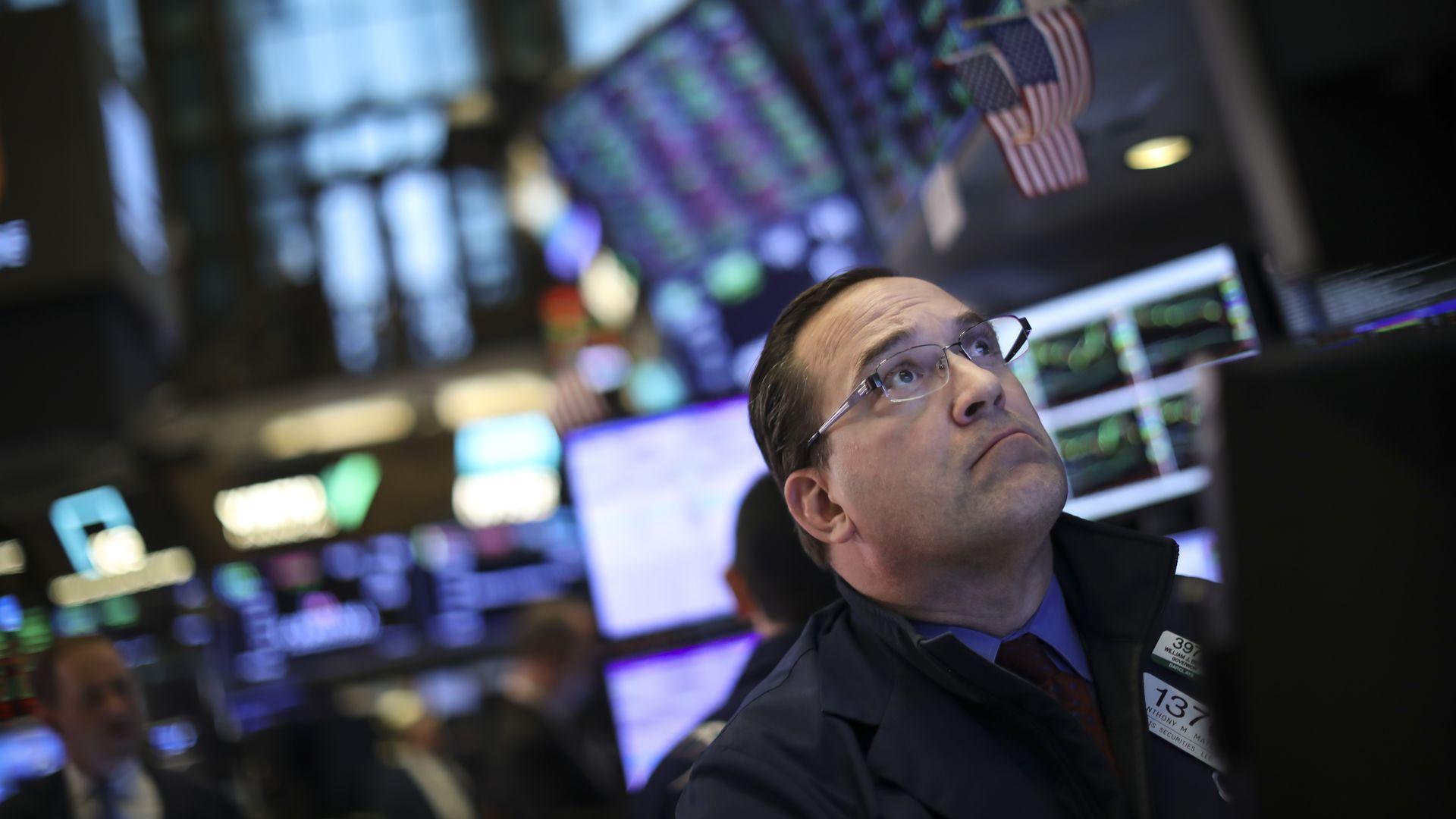 New York Stock Exchange.