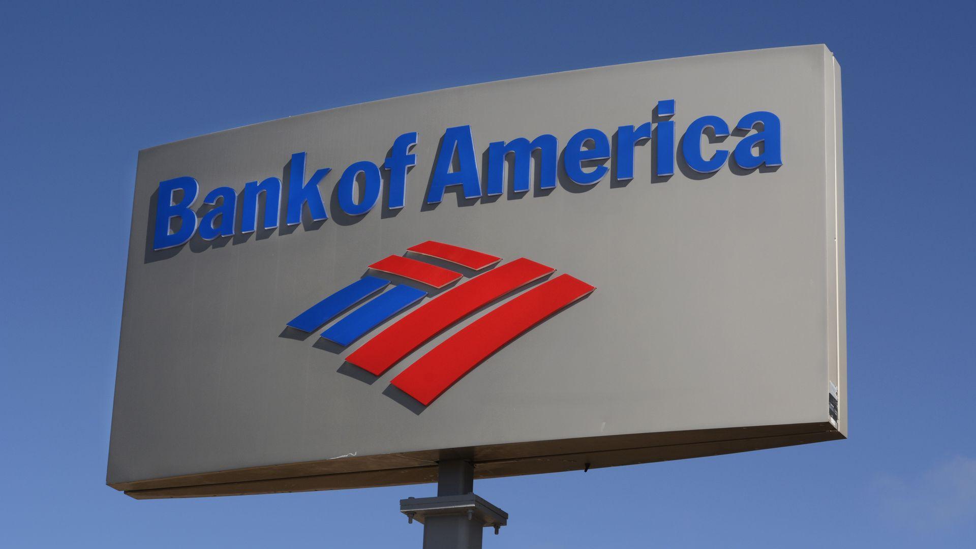 Bank of America - Axios