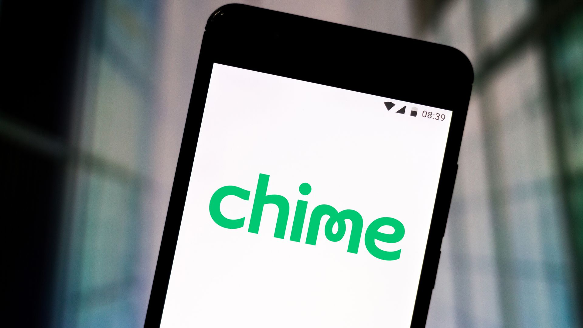 Mobile banking startup Chime raising big funding round