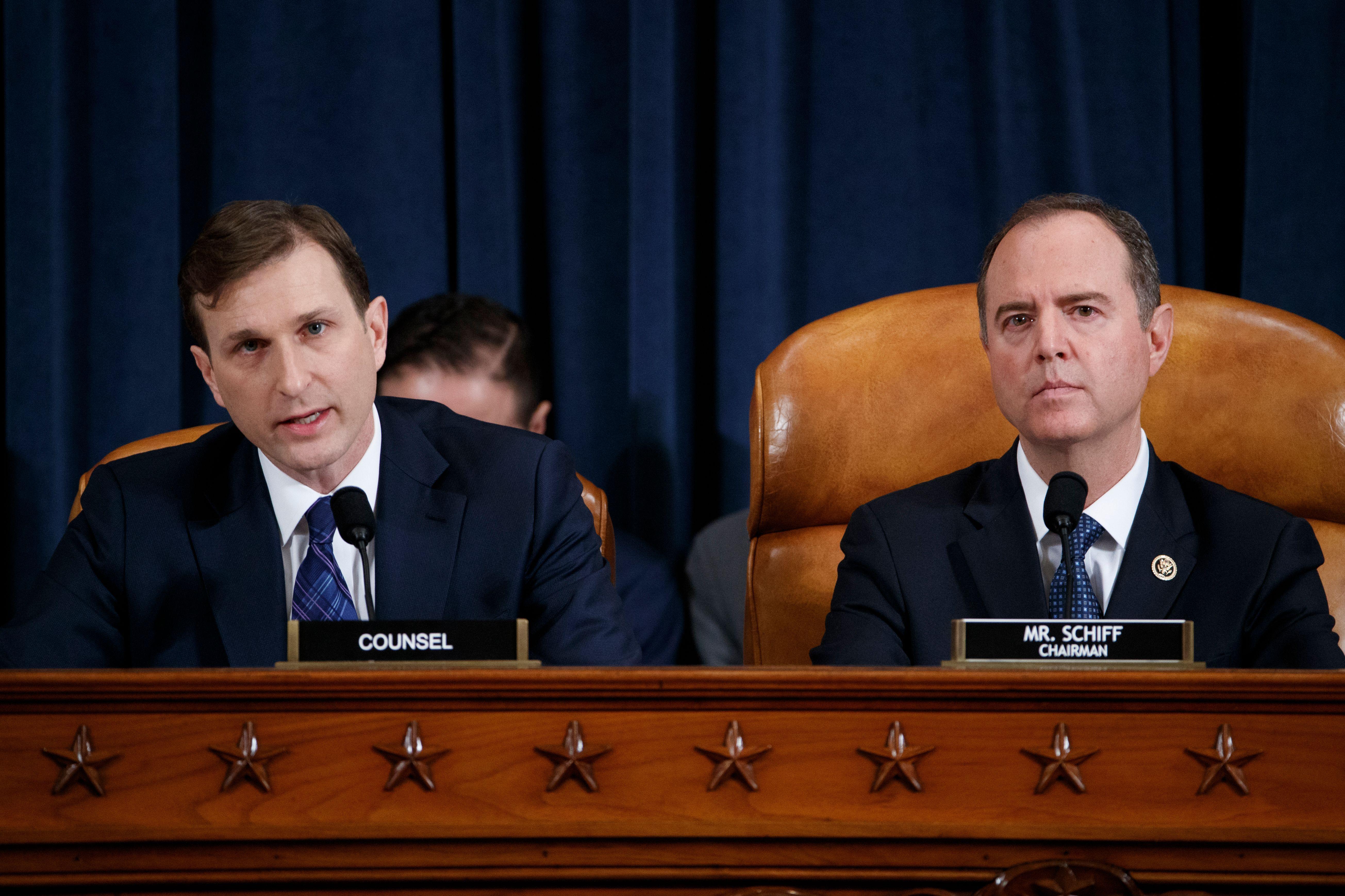 Daniel Goldman to depart House Intelligence Committee - Axios