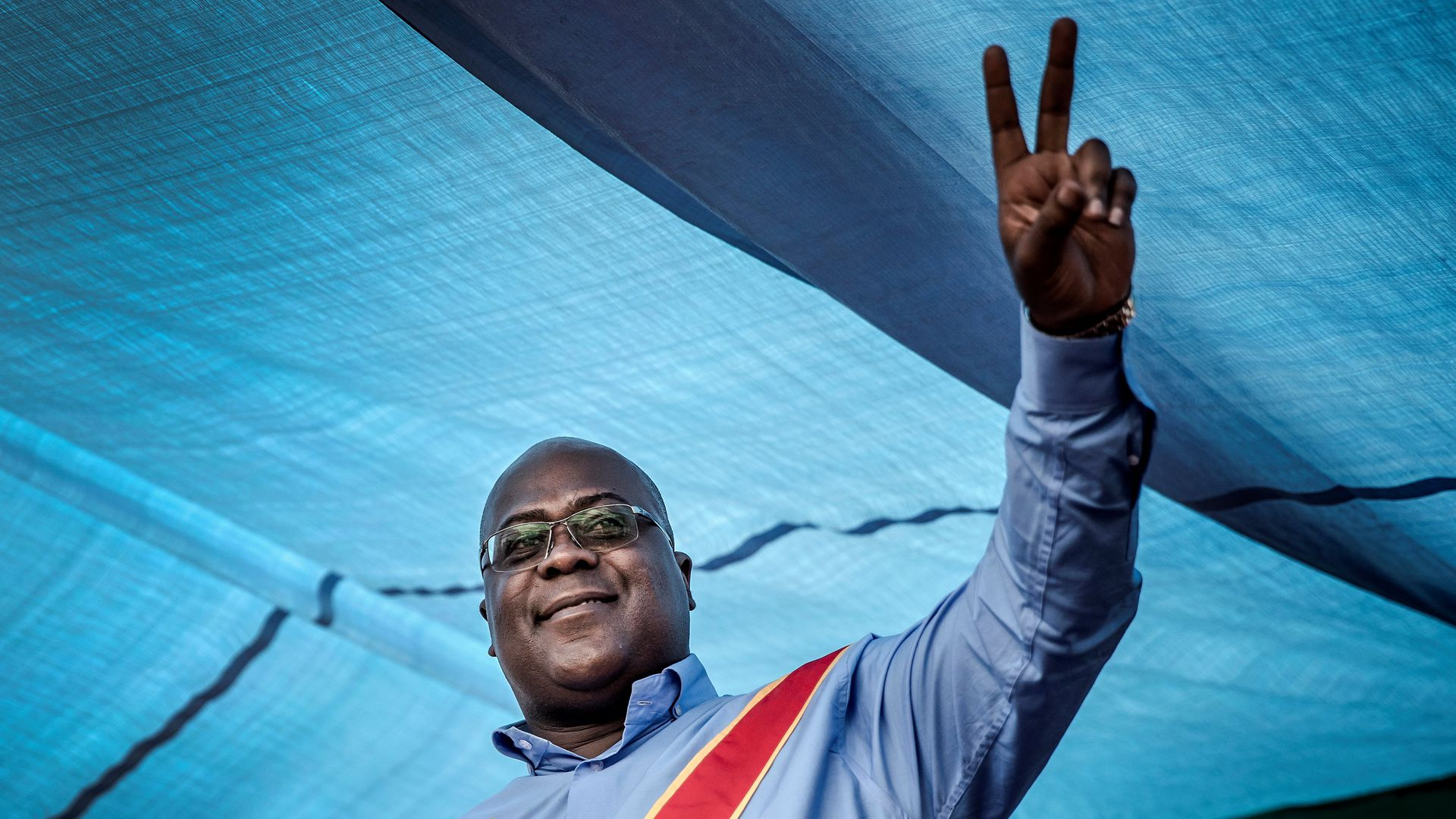 Congo opposition leader