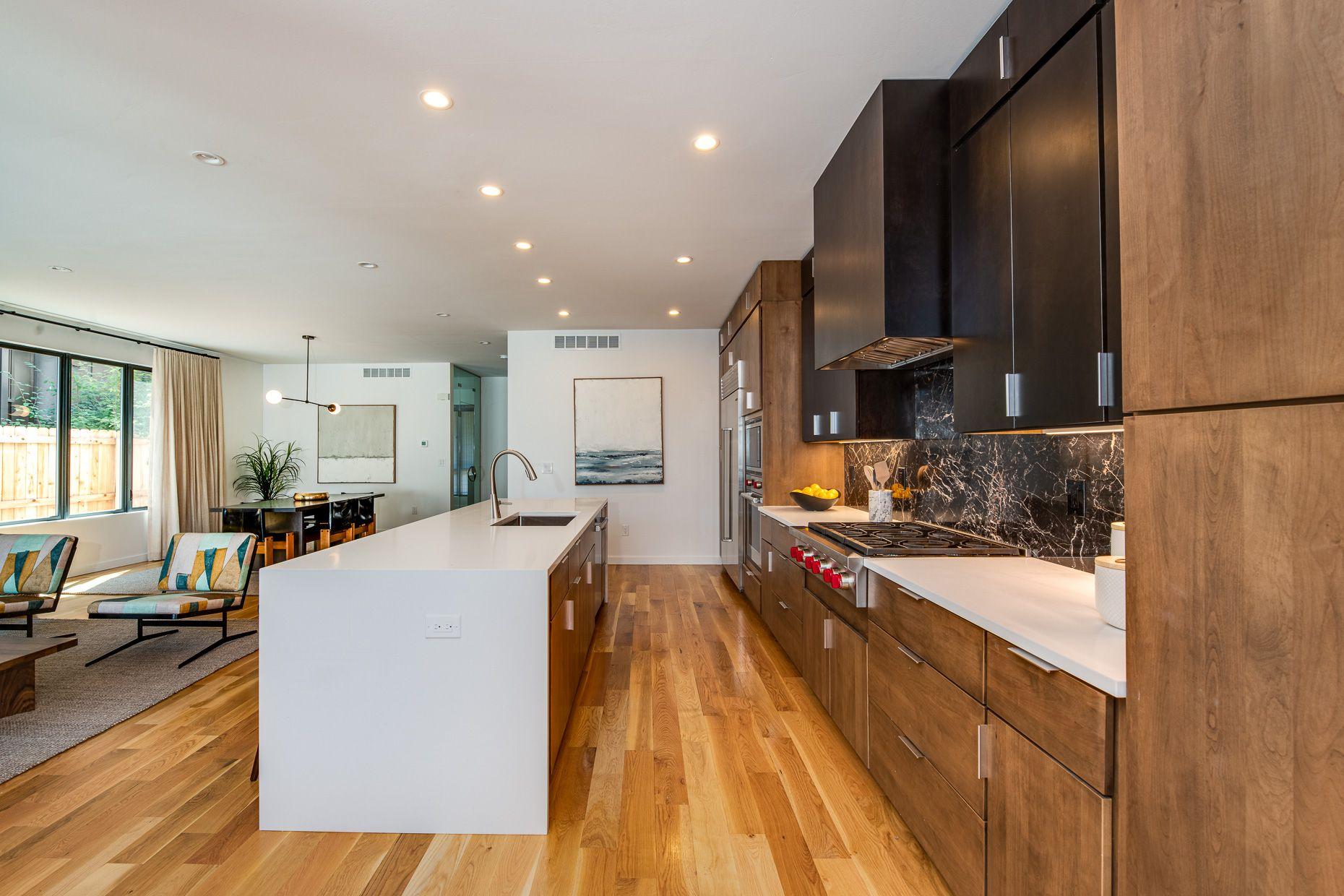 1724 S. Corona St.  kitchen