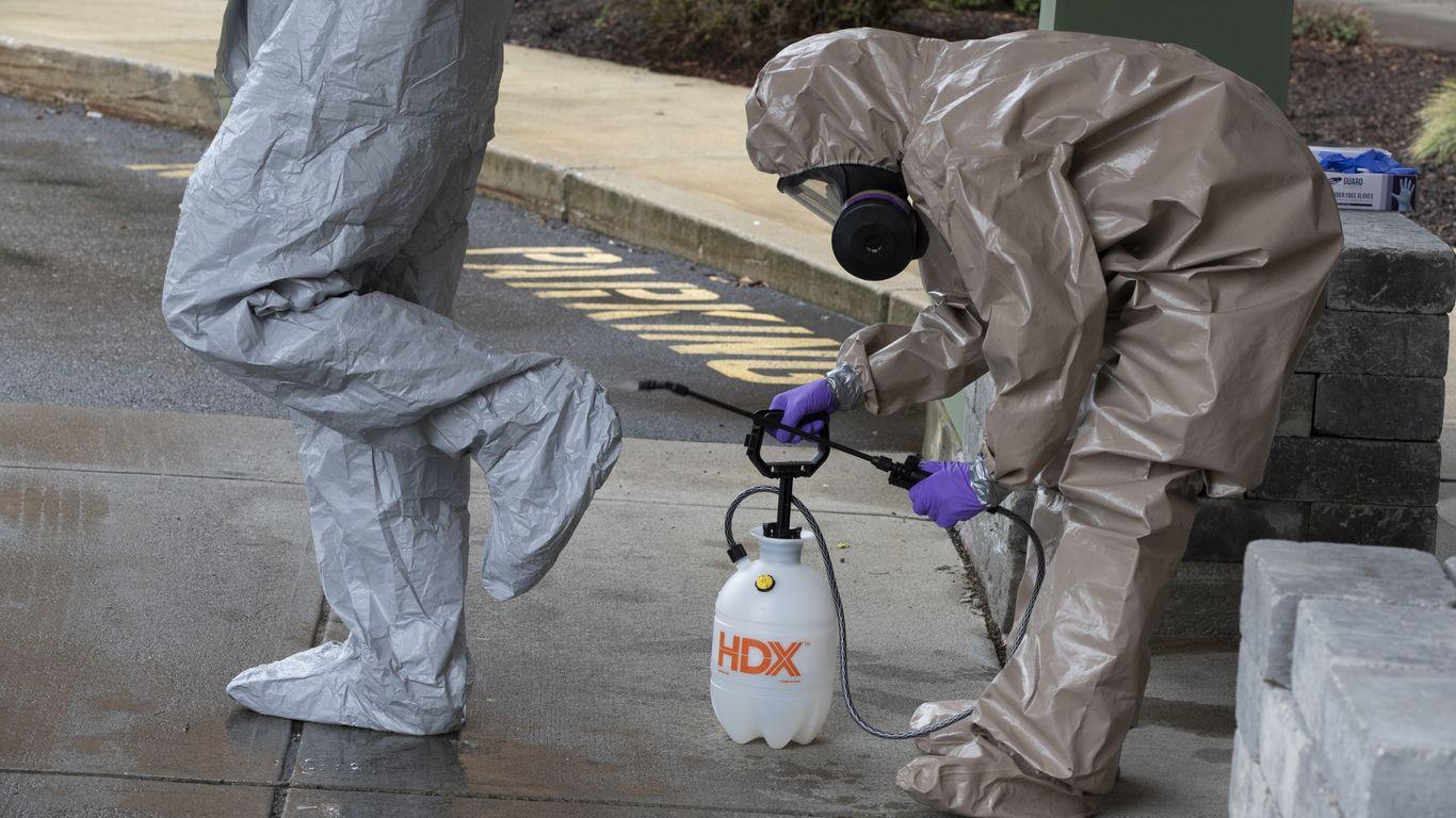 Trump administration plans to increase coronavirus testing at nursing homes