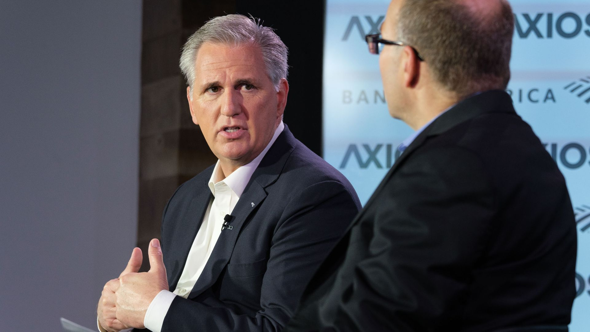 Kevin McCarthy: Regulating Facebook and Google starts with data transparency
