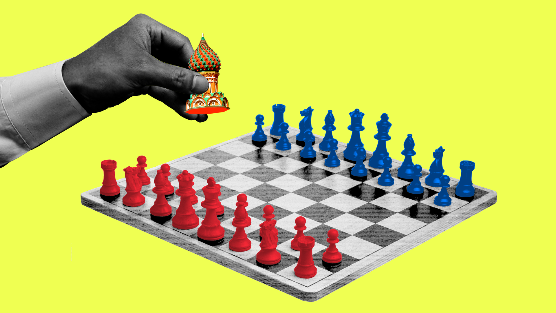 Chess with Russia