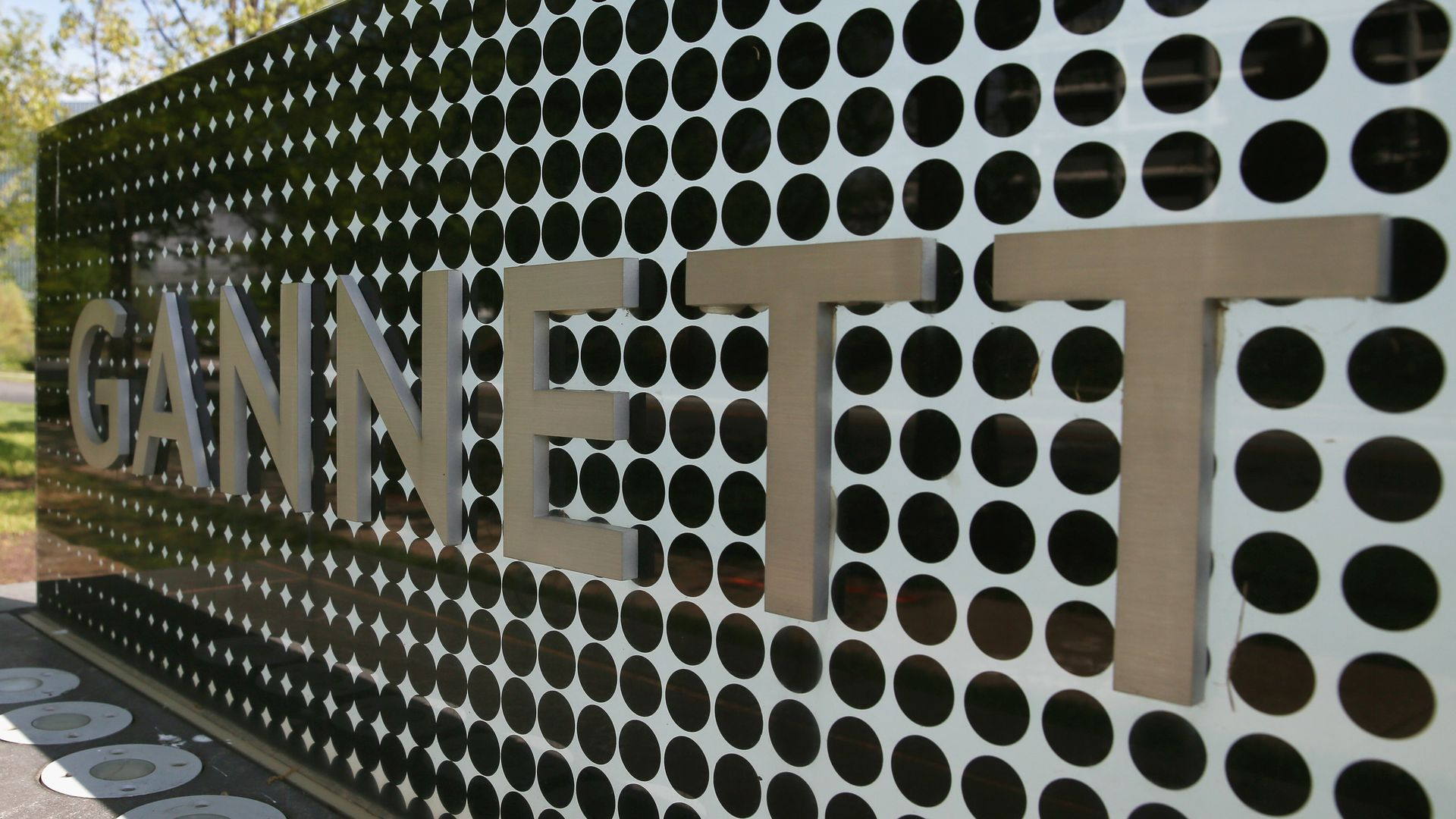 Gannett headquarters.