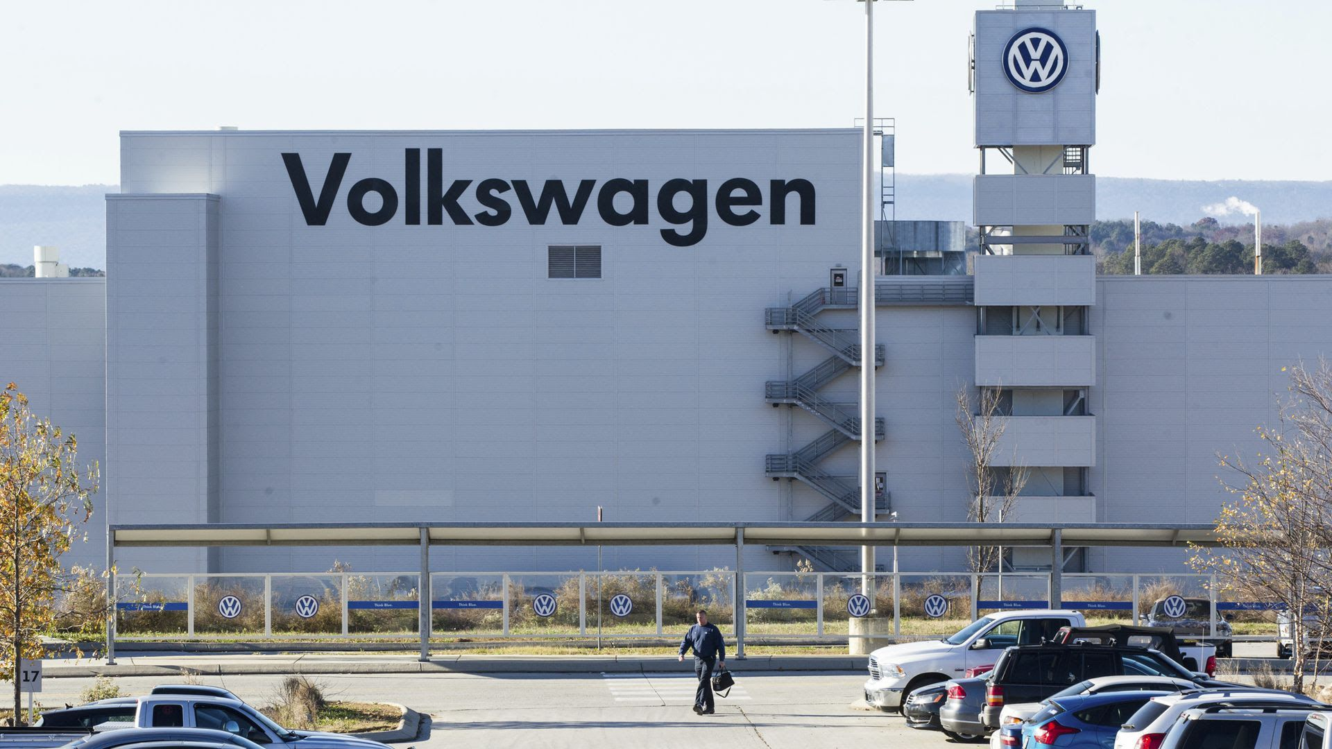 A historic union vote at a Volkswagen factory in Tennessee