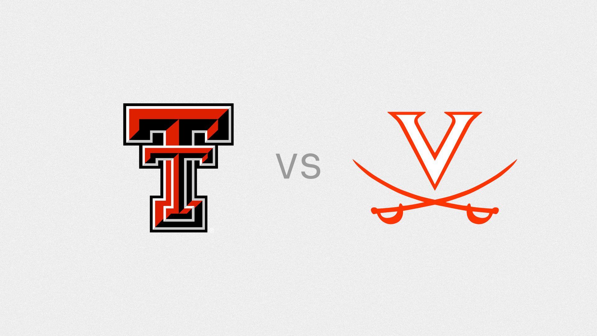 Texas Tech vs. UVA