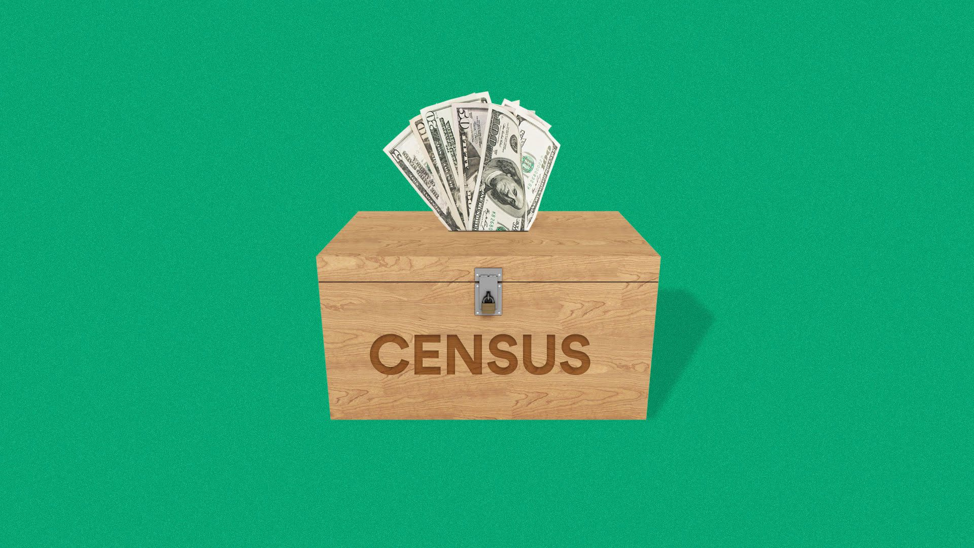States are spending big to prepare for next year's Census