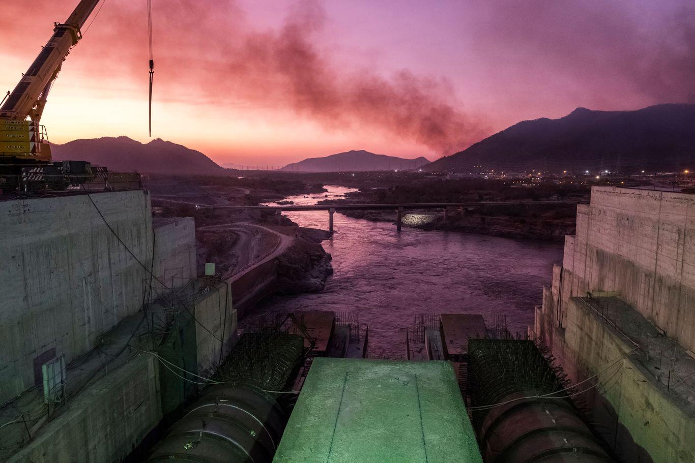 Dam dispute heats up between Egypt and Ethiopia