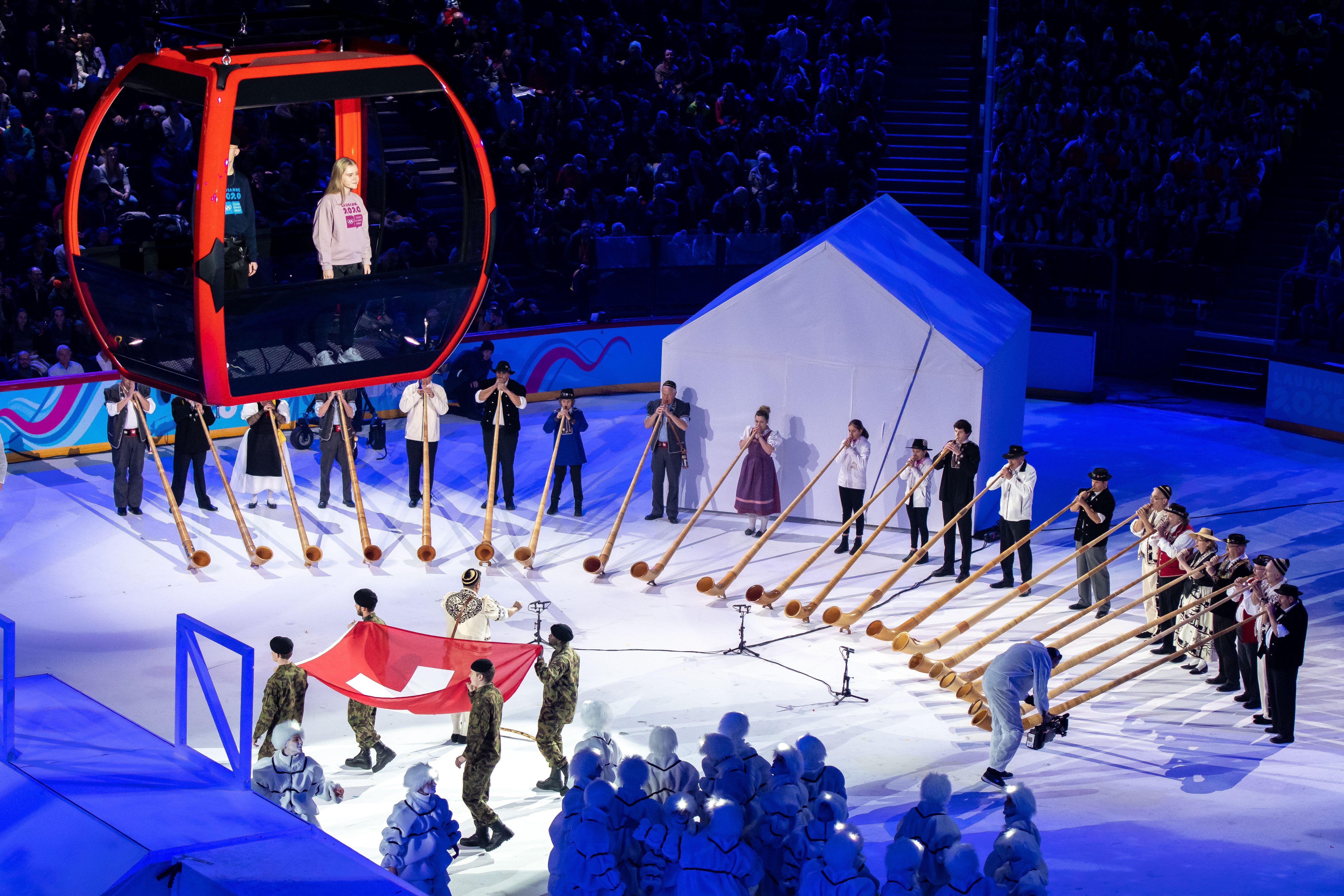 Opening Ceremony performance